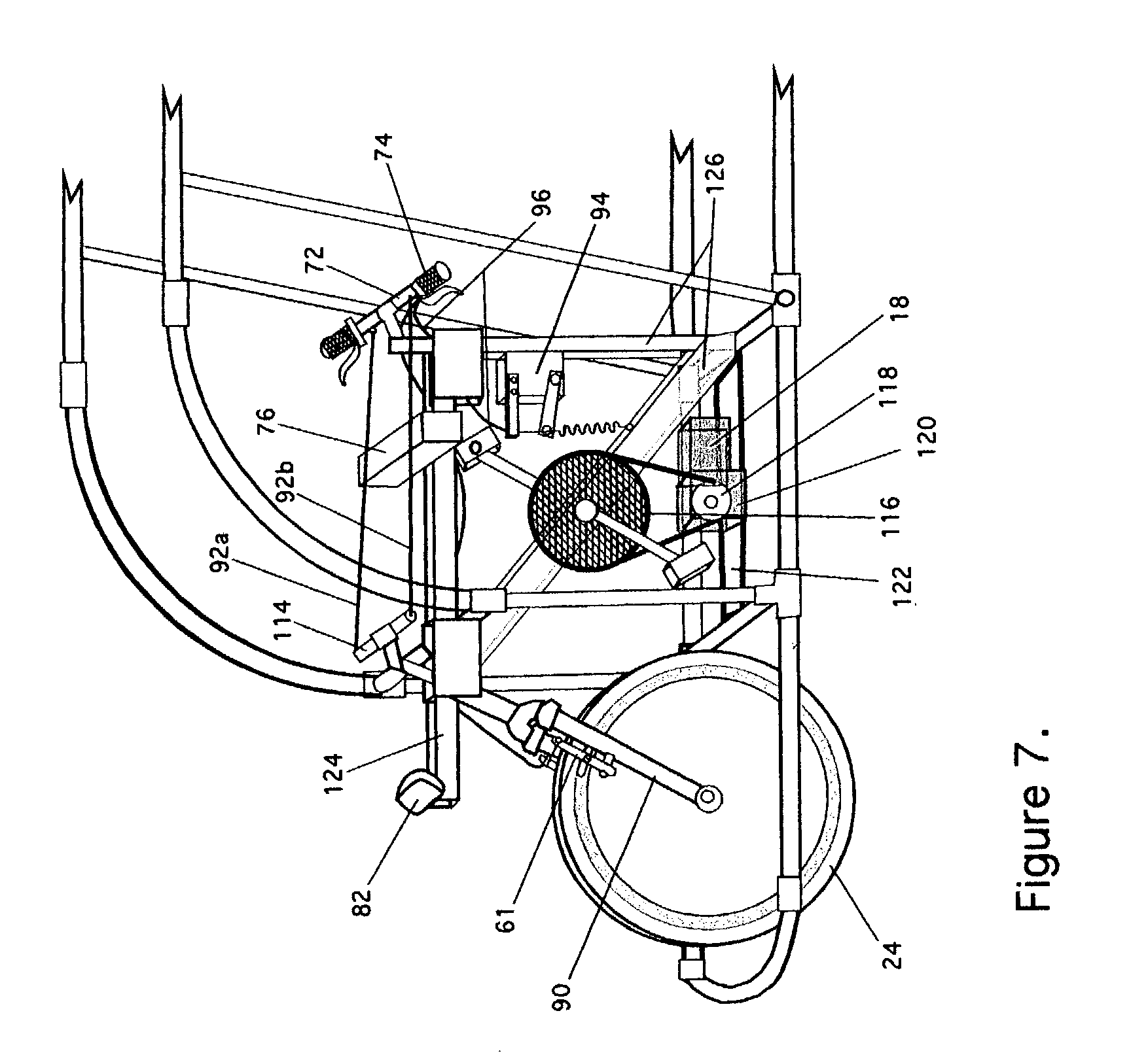 patent us7017685  motor driven tricycle