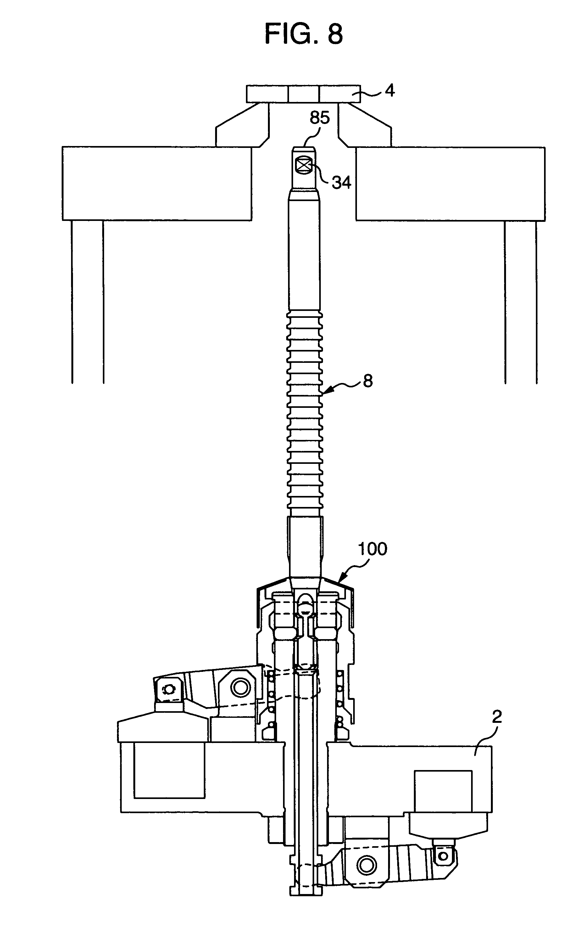 broaching machine operation