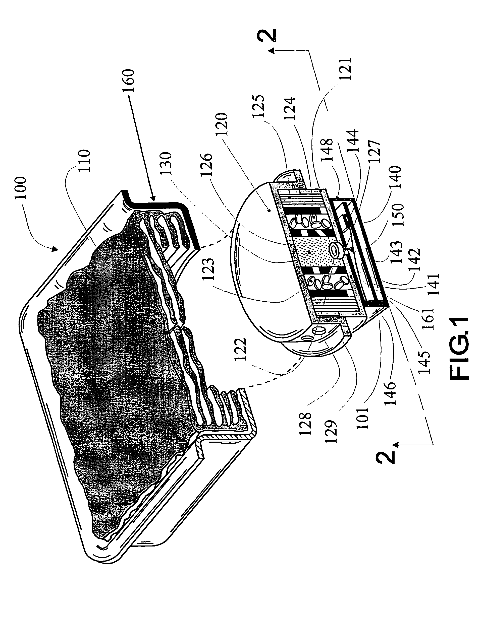 Patent Us7025379 Side Impact Sensor Systems Google Patents Shock Circuit Breaker Development Drawing