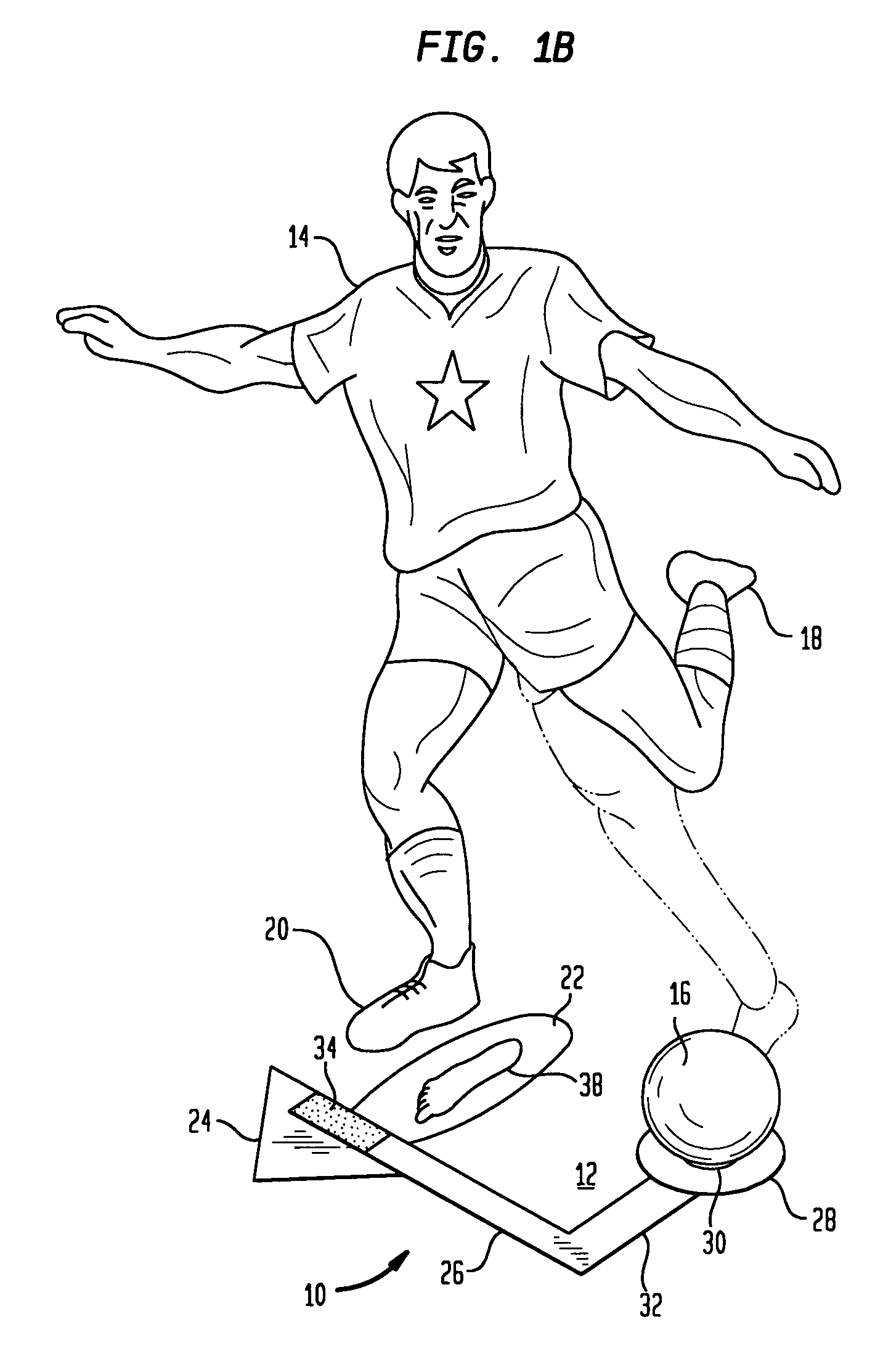 essay on how to kick a soccer ball Bending a soccer ball with math such behavior, especially in a free kick according to research by the university of sheffield's sports engineering research.