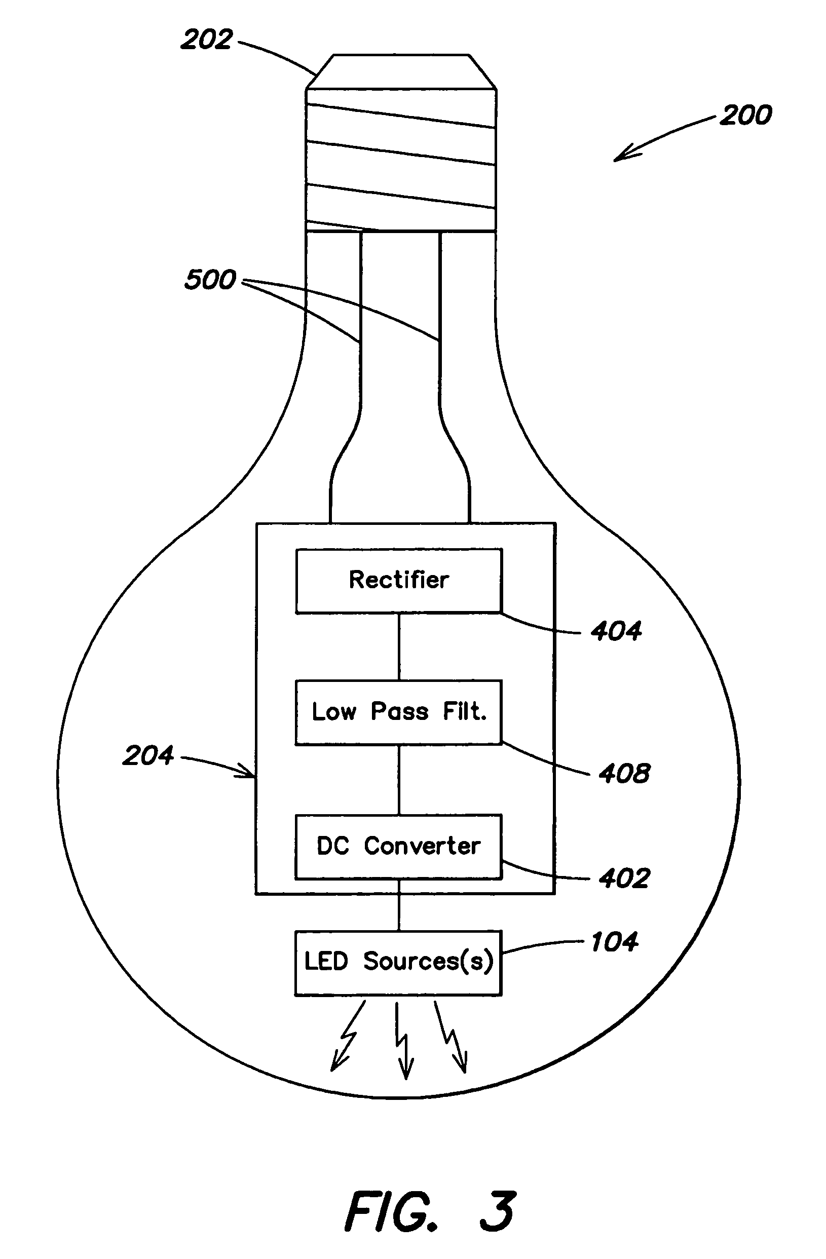 patent us7038399 methods and apparatus for providing power to