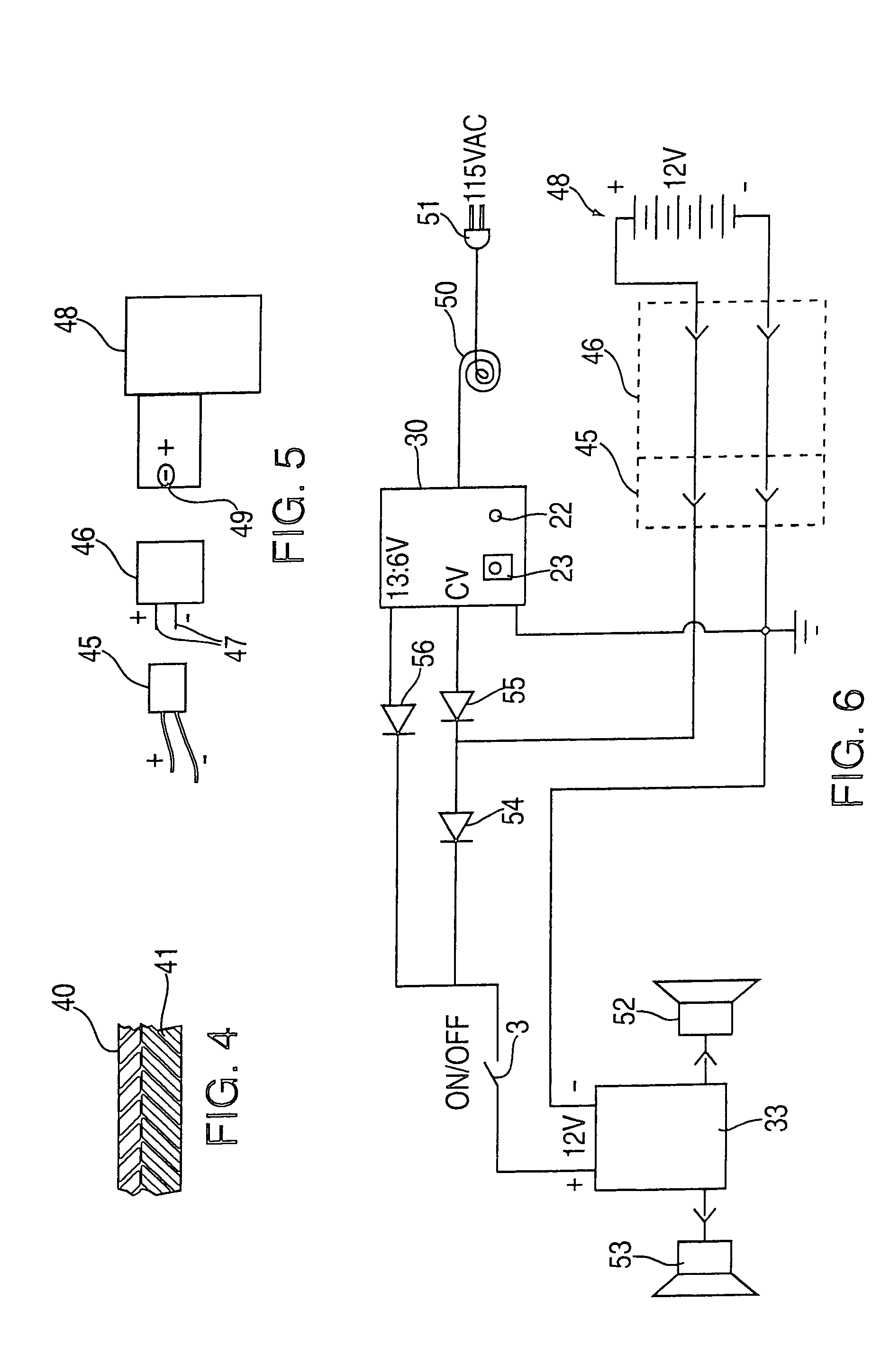 patent us7043283 - ruggedized tradesworkers radio