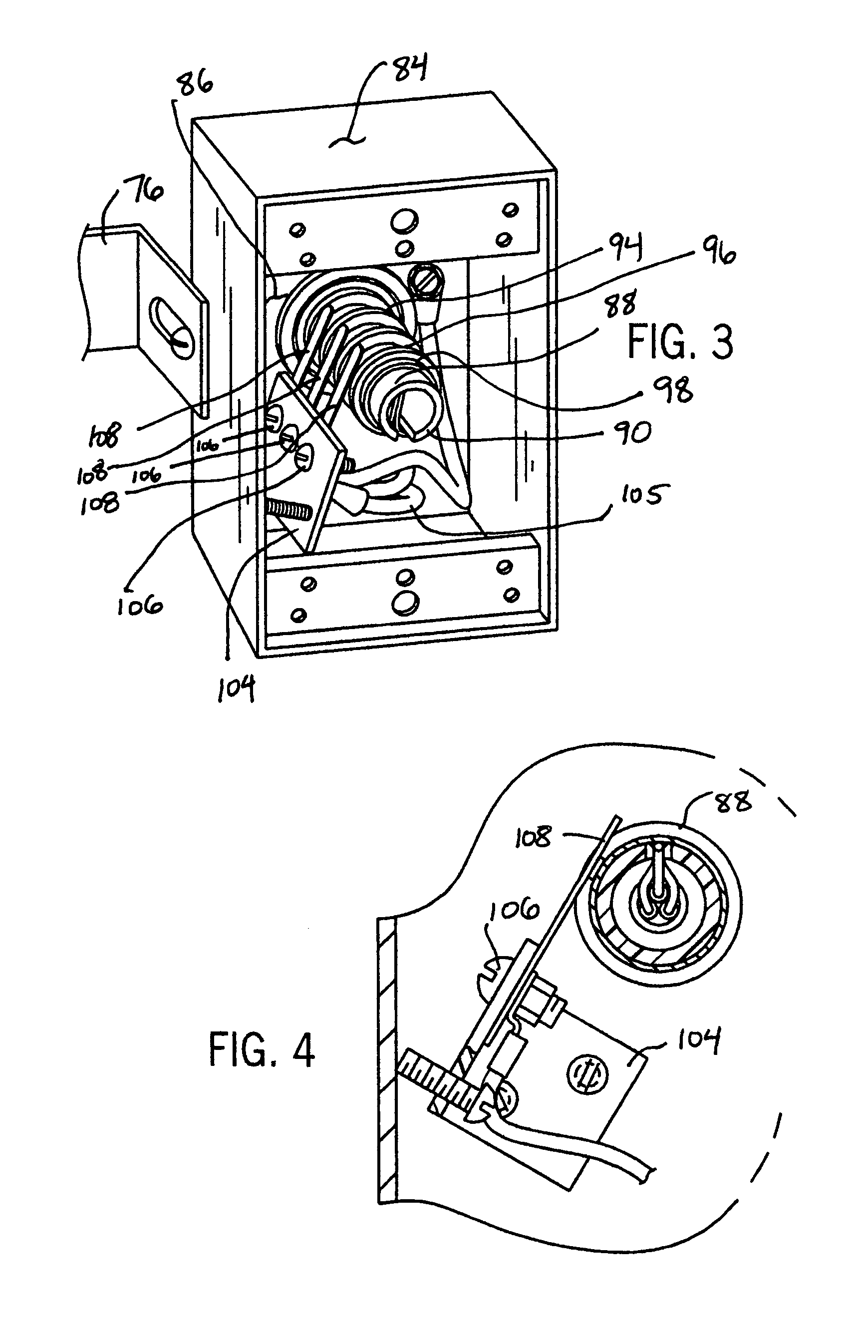 Patente Us7044278 Cord Reel Adapting Device And Method Google Takeup For Electric Powered Lawn On Wiring A Extension Patent Drawing