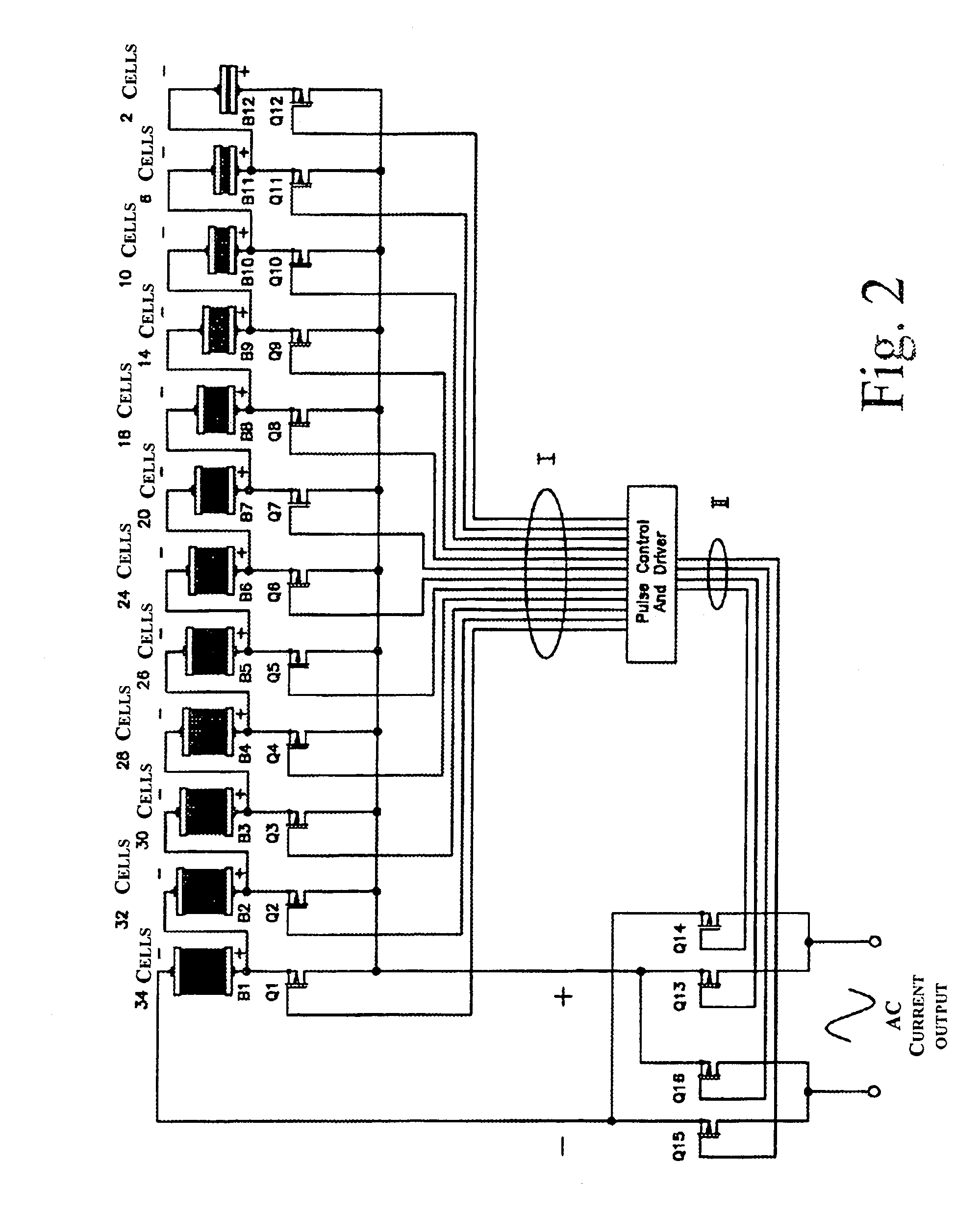 patent us7046531 - transformerless static voltage inverter for battery systems