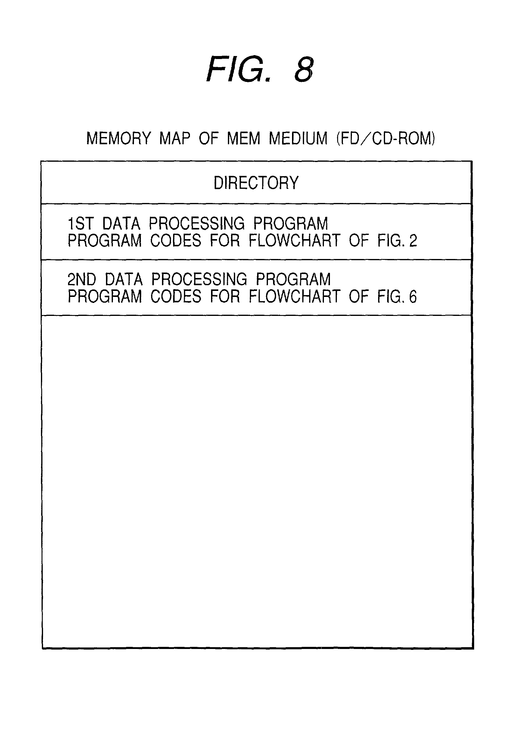 Patent US Information Processing Apparatus And Method - Paper size us white map