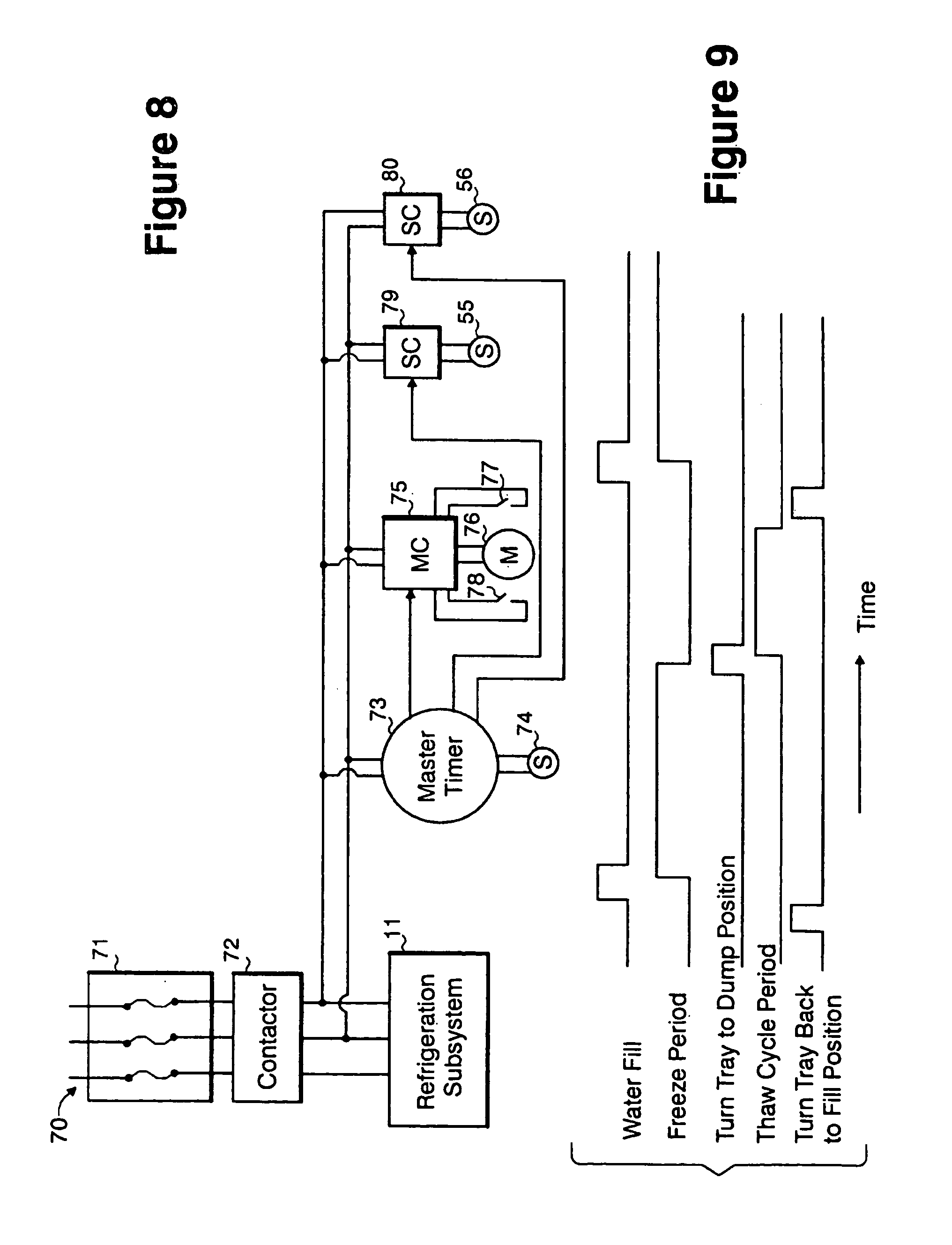 patent us7059140 liquid milk ze thaw apparatus and method patent drawing