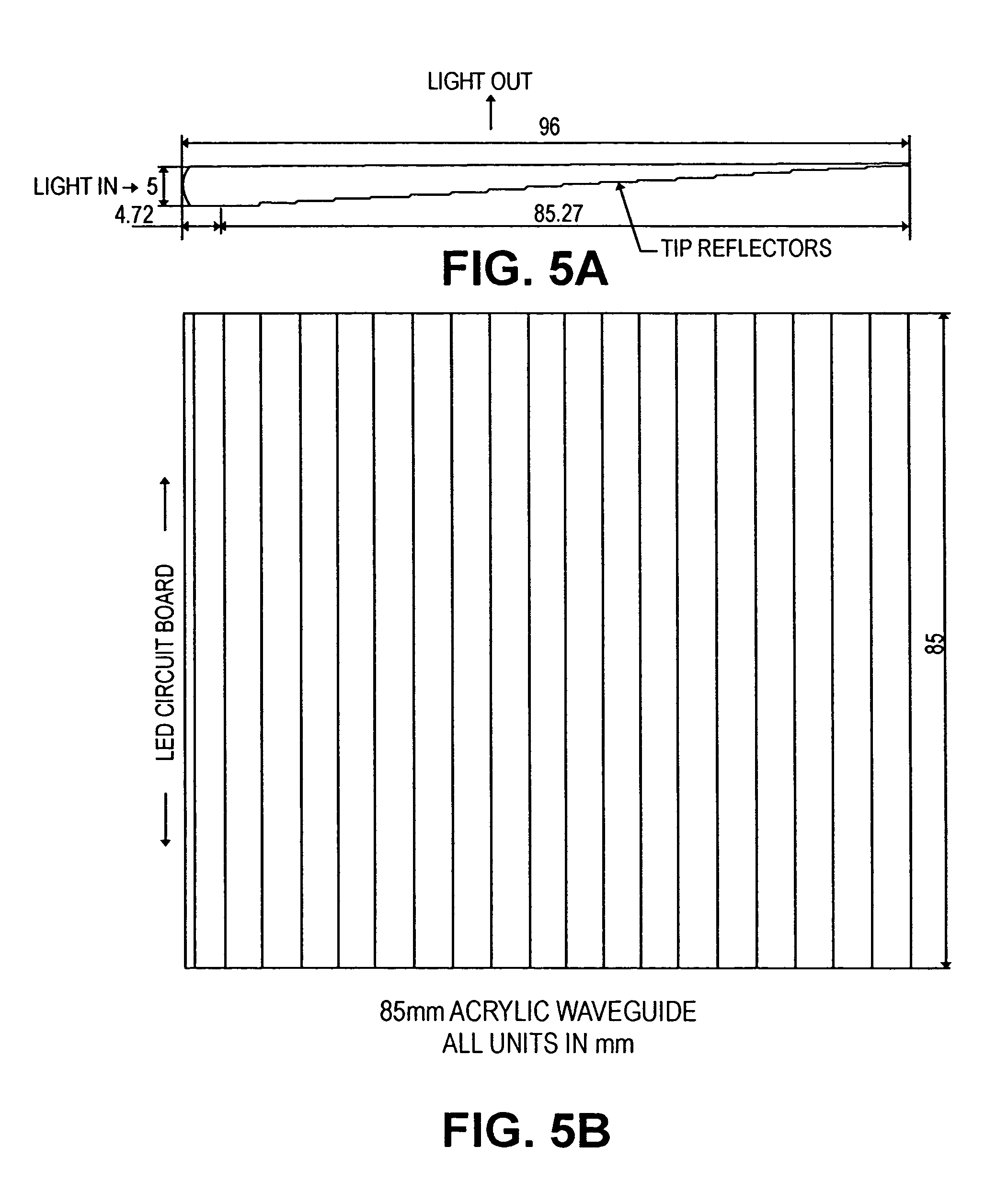 Patent Us7063449 Light Emitting Diode Led Picture Element Circuit Boardpcb Modules Boards And Drawing