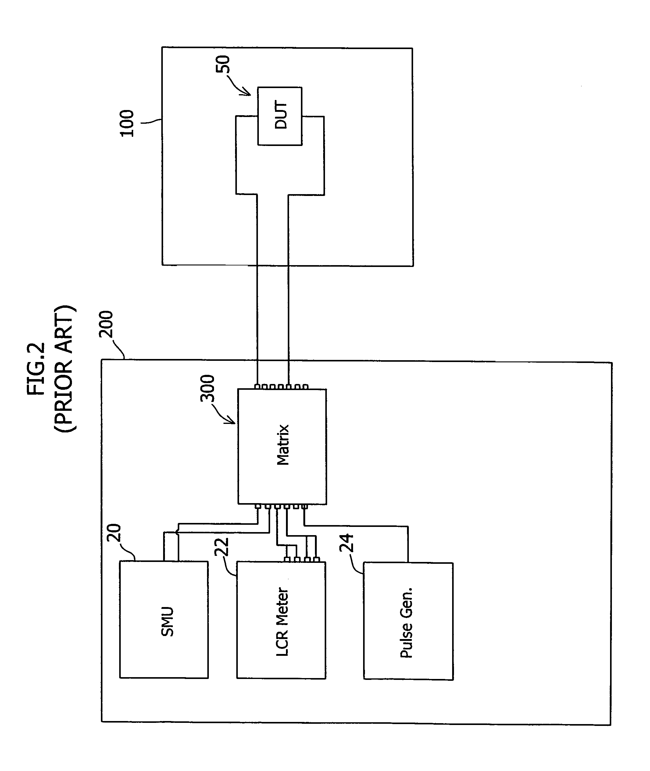 Patent Us7068061 Semiconductor Device Characteristics Measurement Lcr Meter Circuit Diagram Drawing