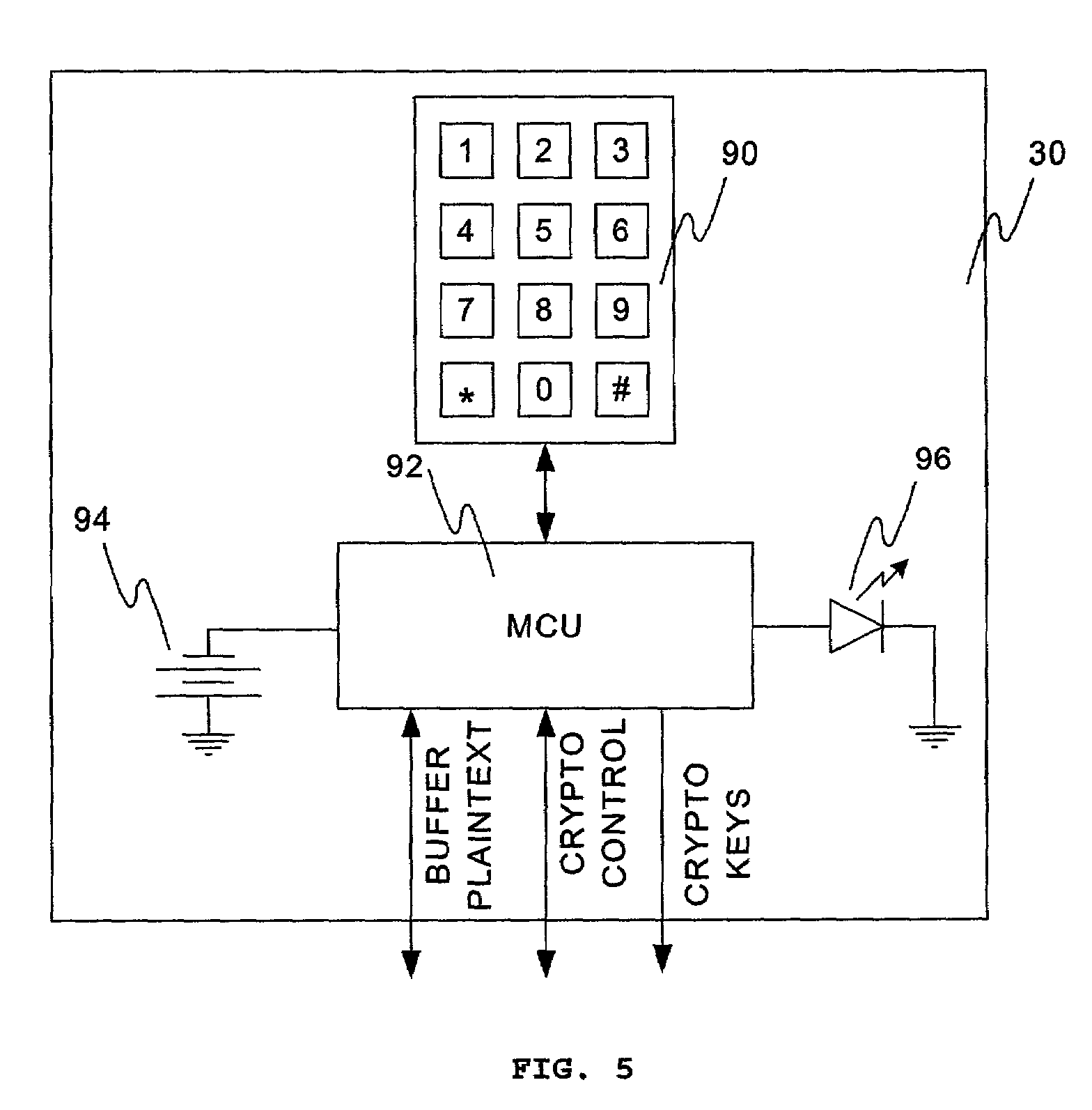 US07069447 20060627 D00005 patent us7069447 apparatus and method for secure data storage Understanding Circuit Diagrams at edmiracle.co