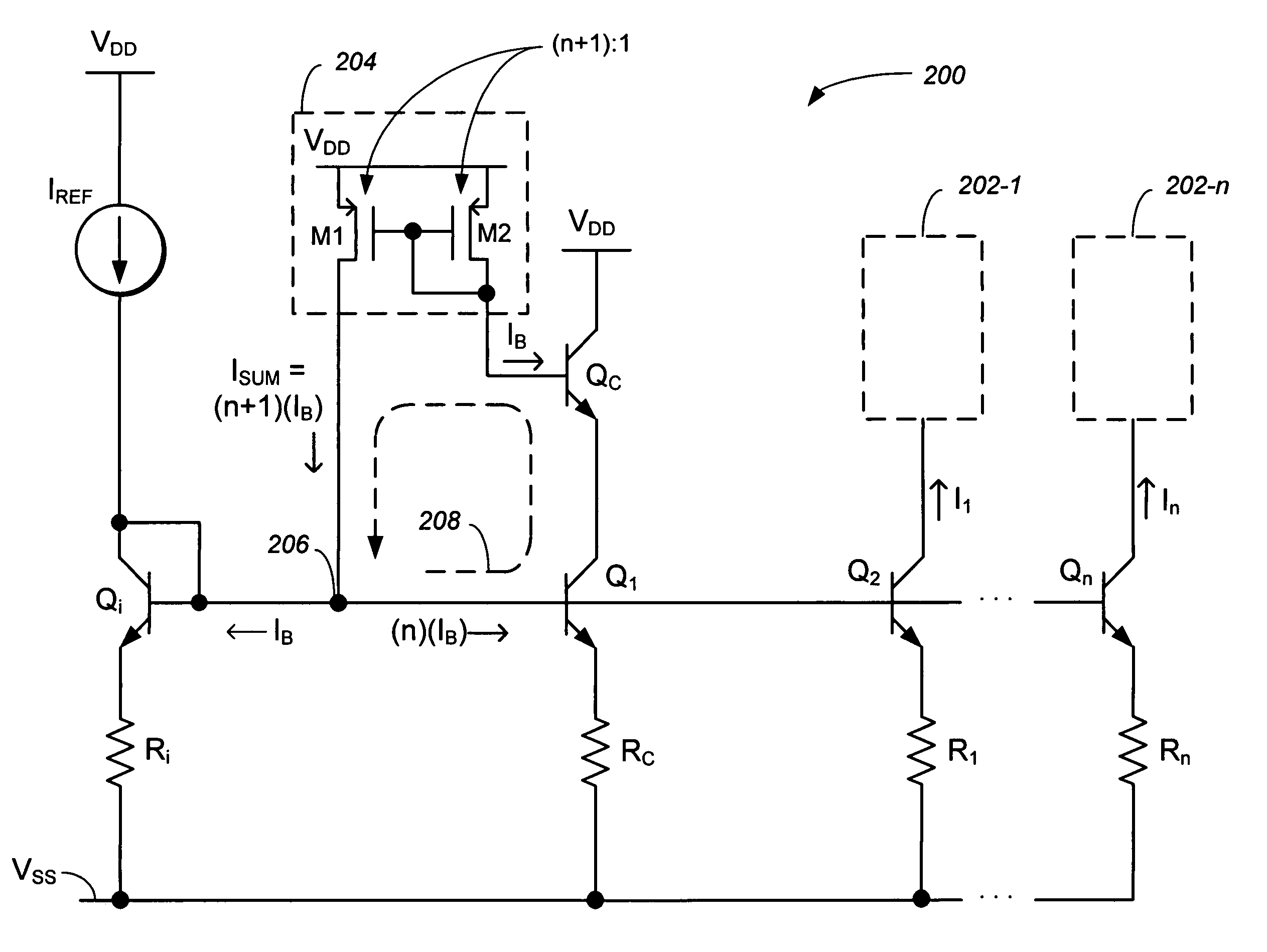Patent Us7075358 Base Current Compensation For A Bipolar Input And Output Coupling Junction Transistors Electronics Drawing