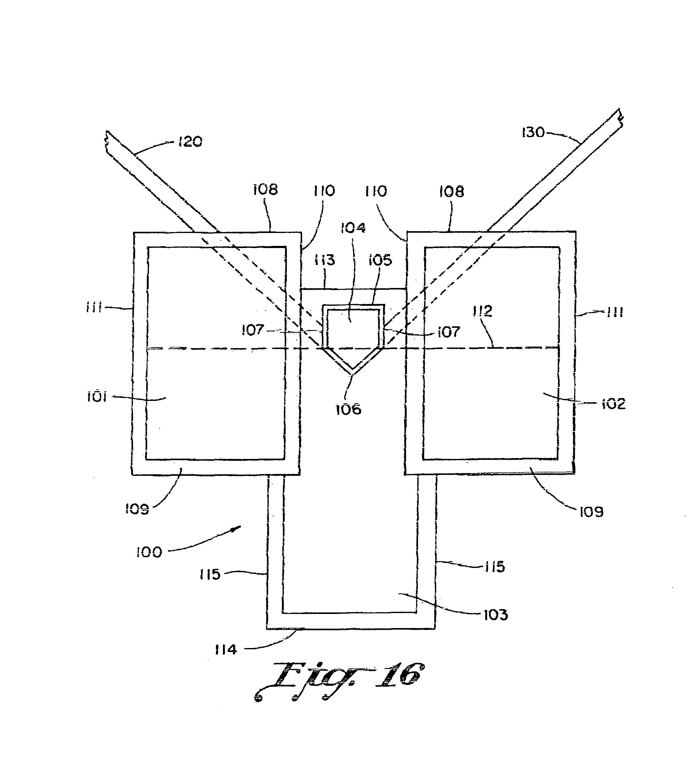 Patent US7090599 - Baseball batting stance training assembly ...