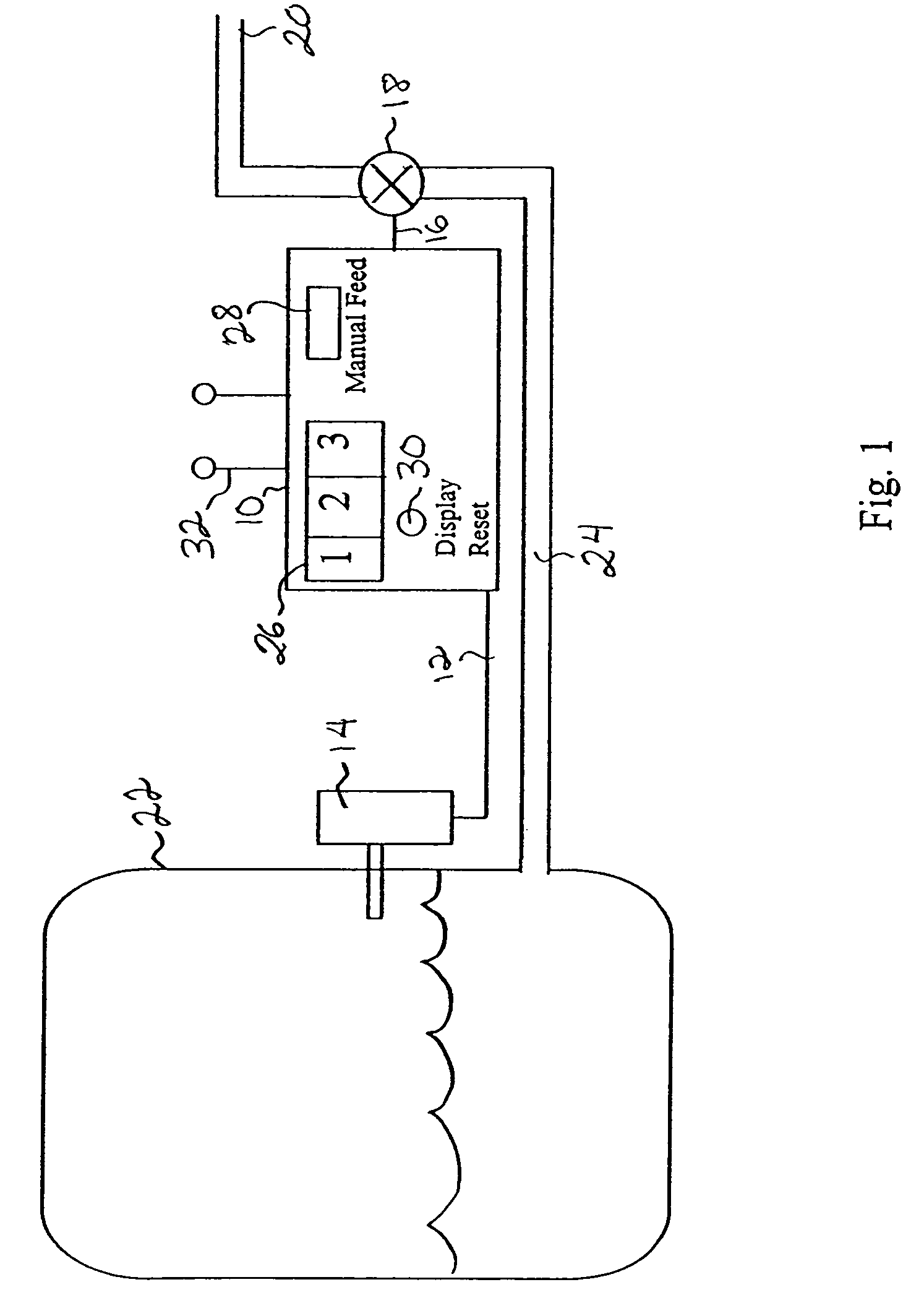 US07093611 20060822 D00001 patent us7093611 water feeder controller for boiler google patents vxt 24 water feeder wiring diagram at n-0.co