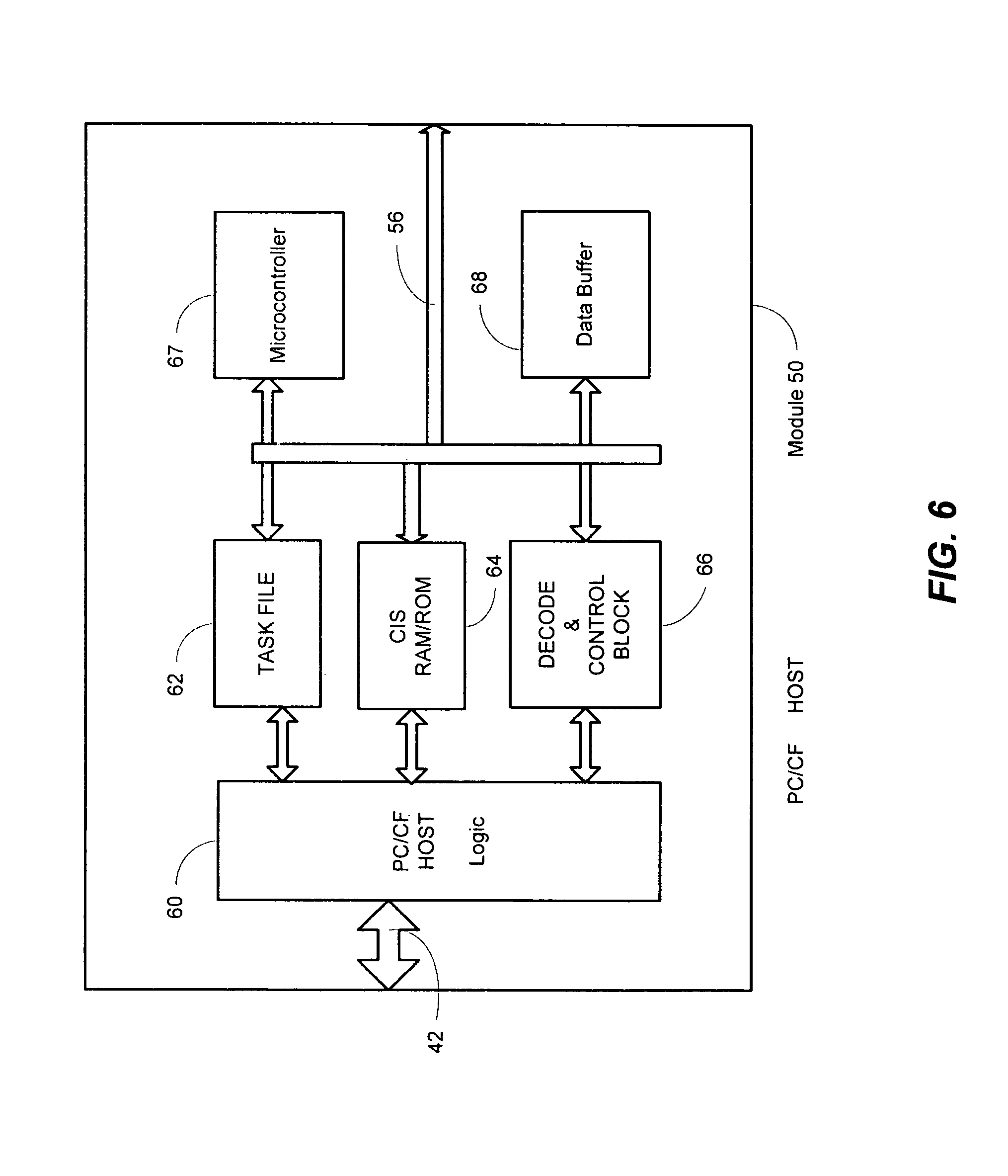 compact flash card block diagram   32 wiring diagram