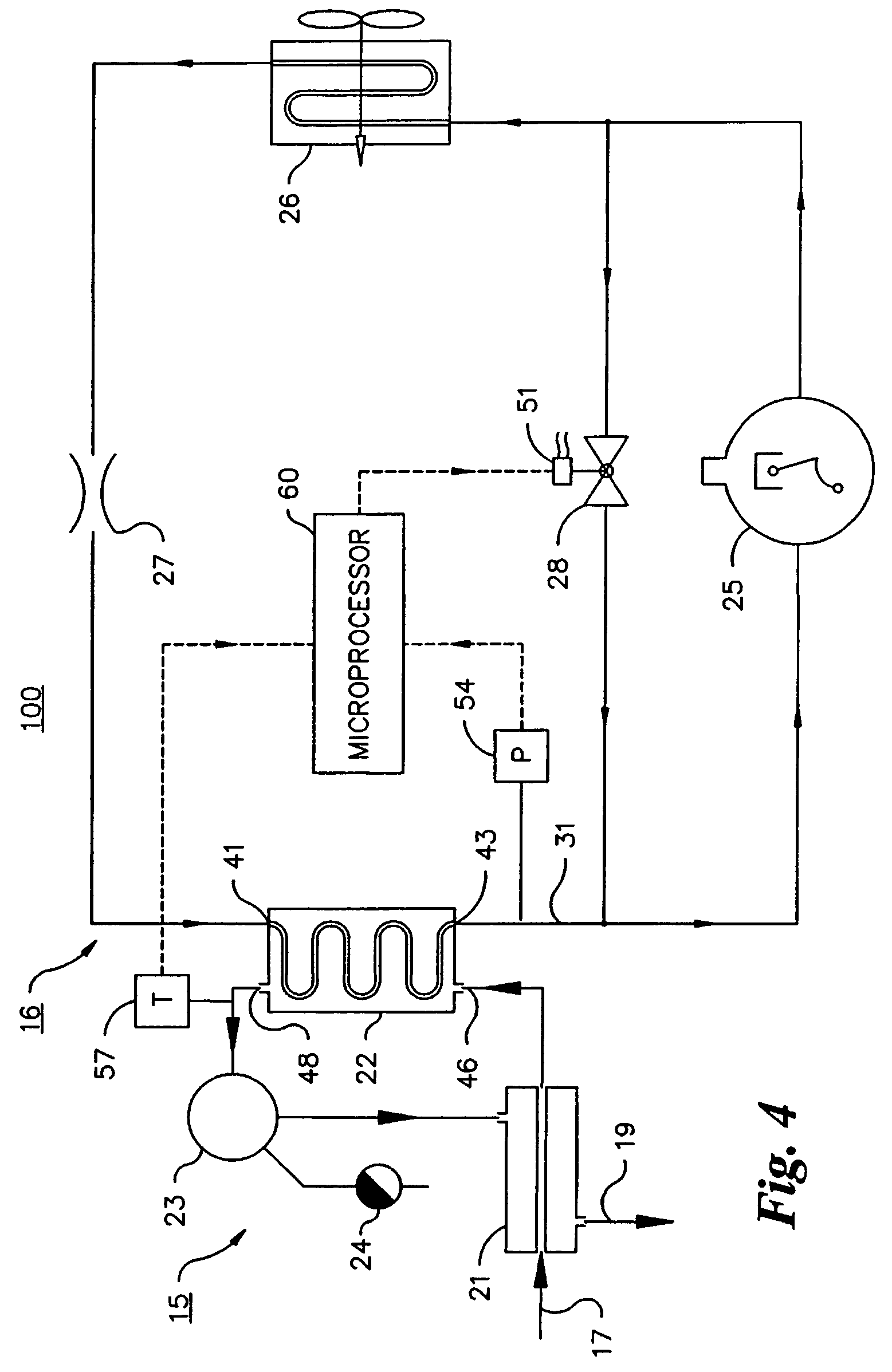 US7111470 as well US7370484 in addition Heat exchanger besides Refrigeration Equipment And Processessystem Cleaning Treatments moreover US6281573. on heat exchanger approach temperature