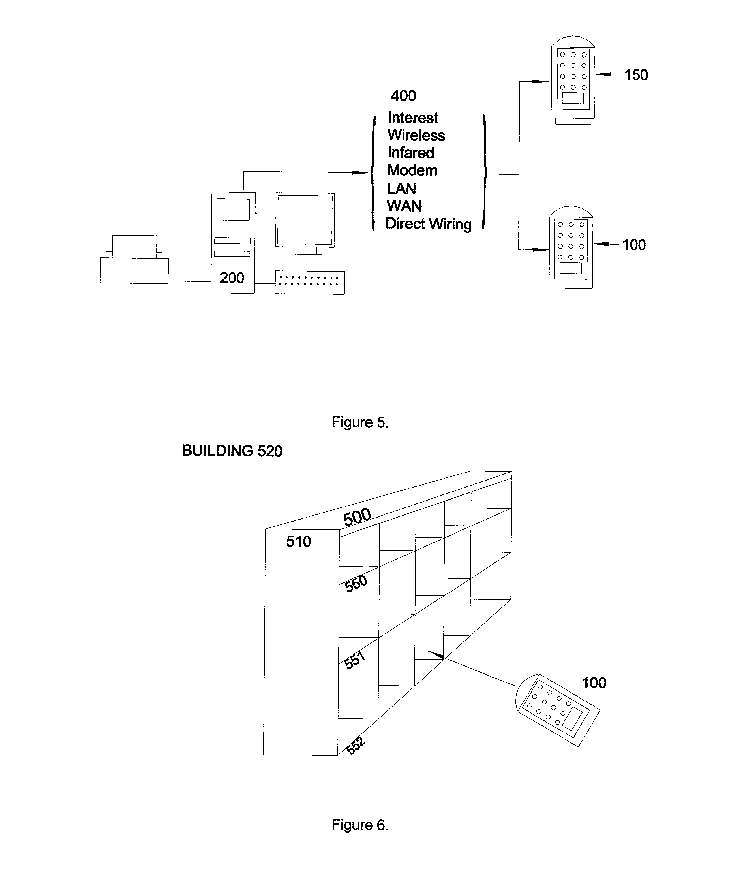 Electronic Inventory Devices : Patent us electronic inventory movement and