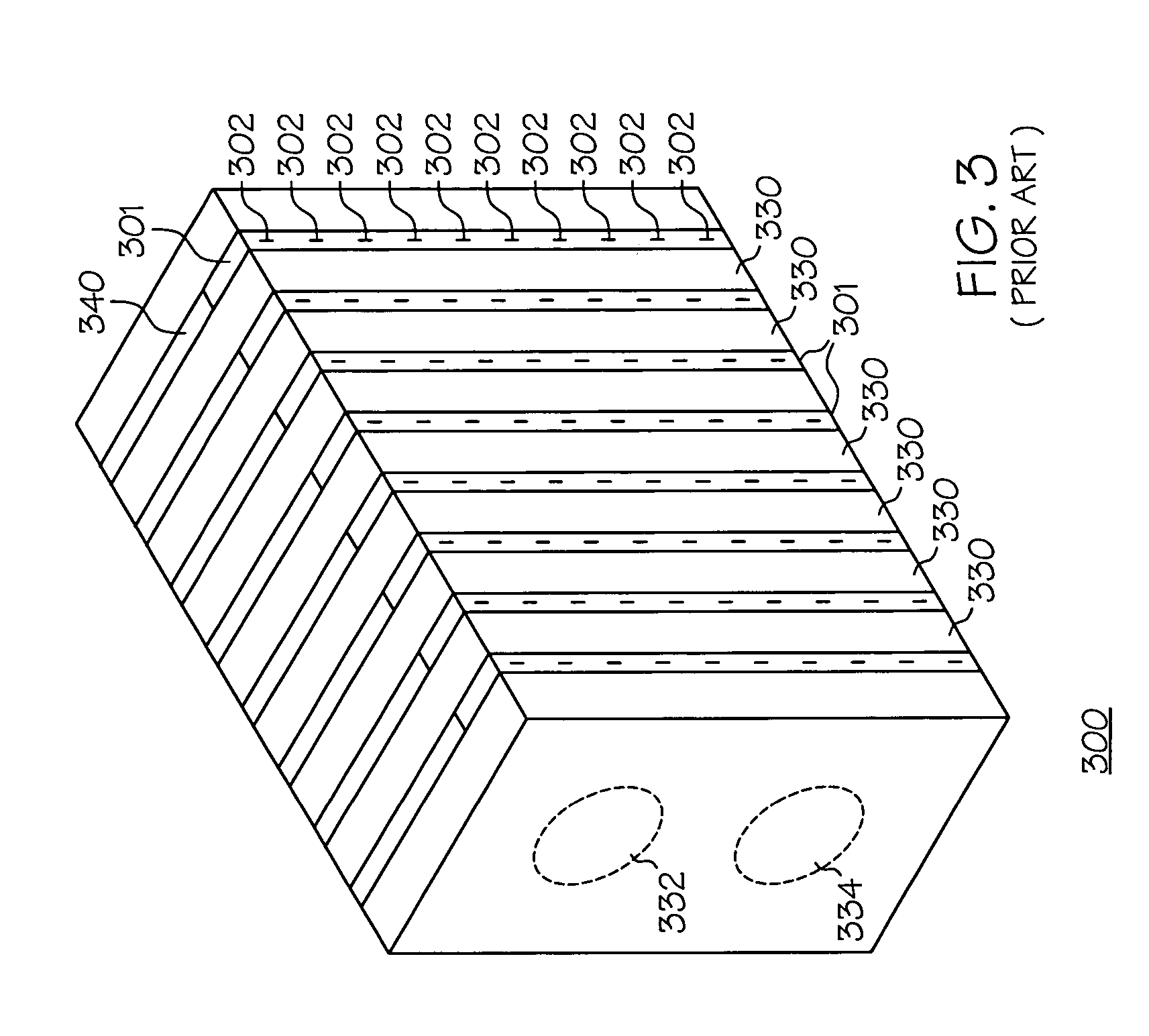 patent us7116690 - staggered array coupler