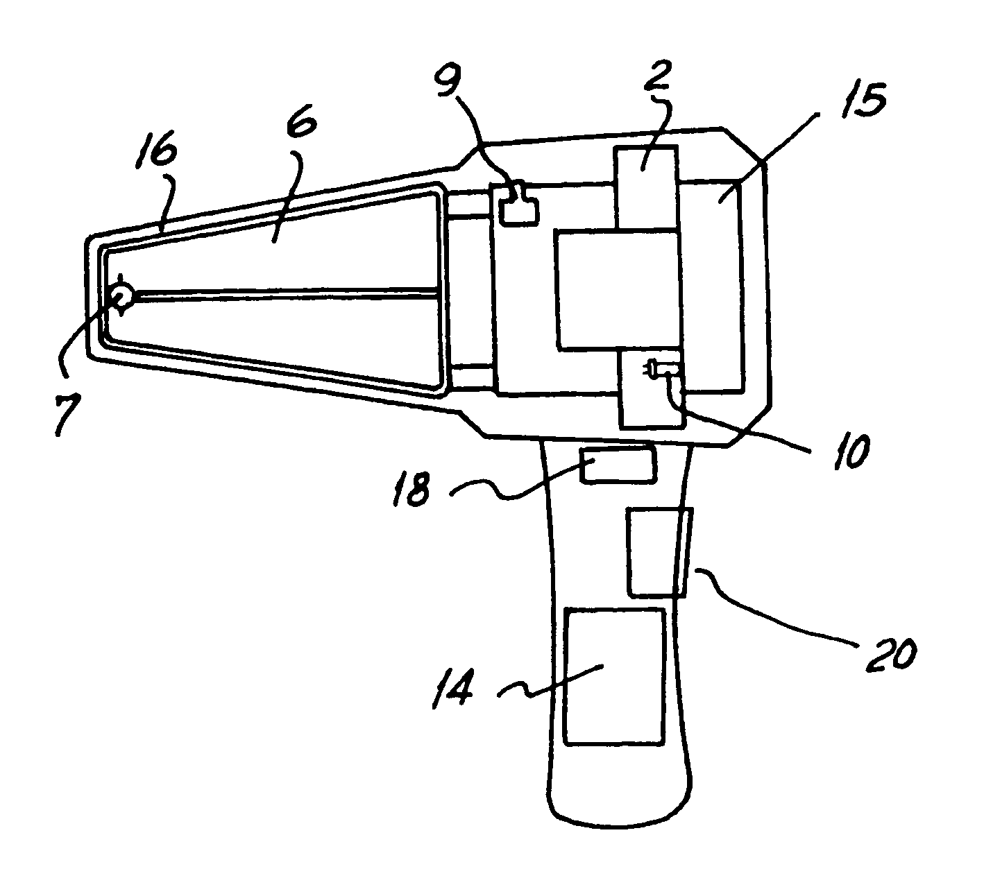 Patent Us7123823 Programmable Manual Hair Dryer With Multiple And Schematic Wiring Diagram Drawing