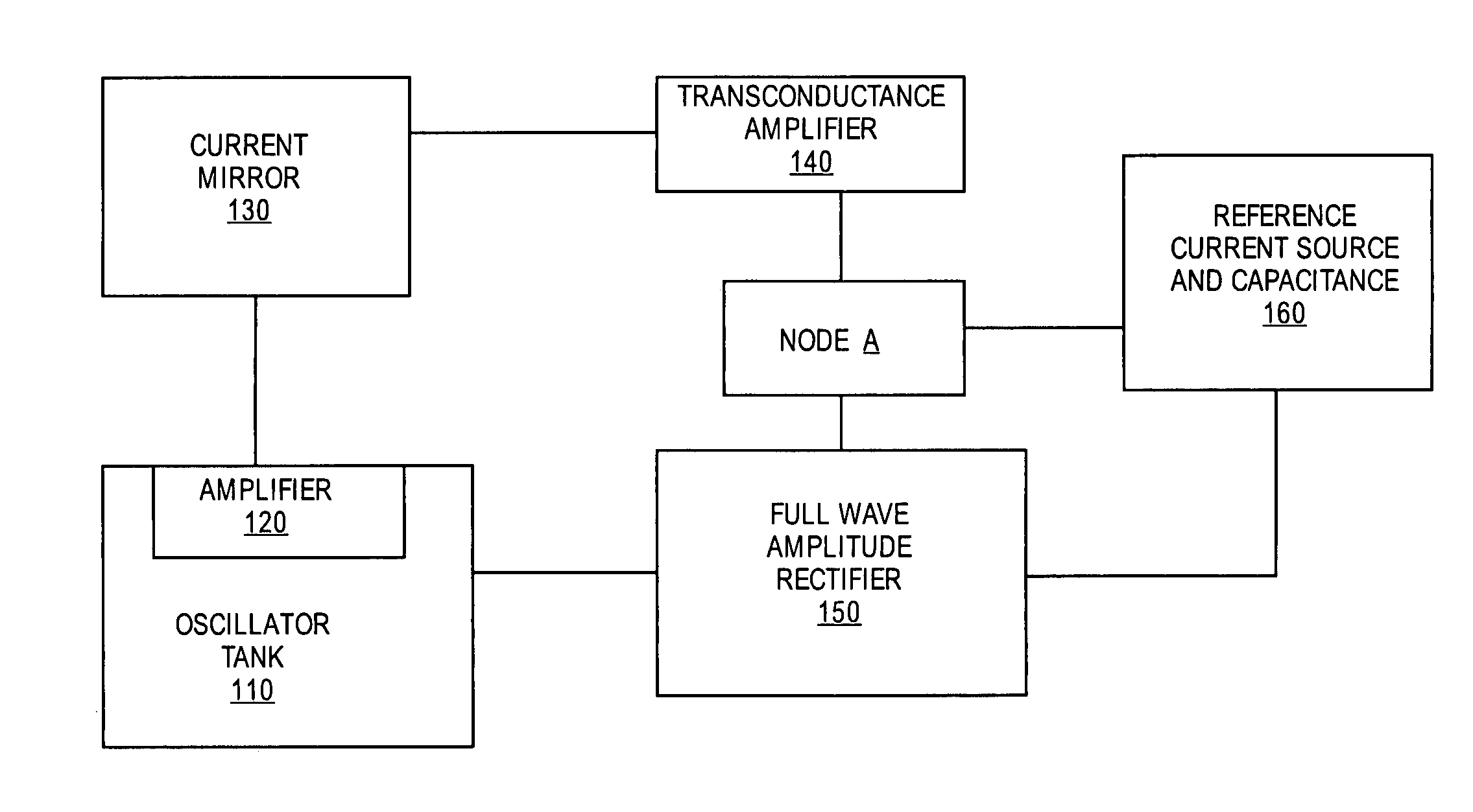 Patent Us7126435 Voltage Controlled Oscillator Amplitude Control The Vco Circuit That We Will Build Drawing