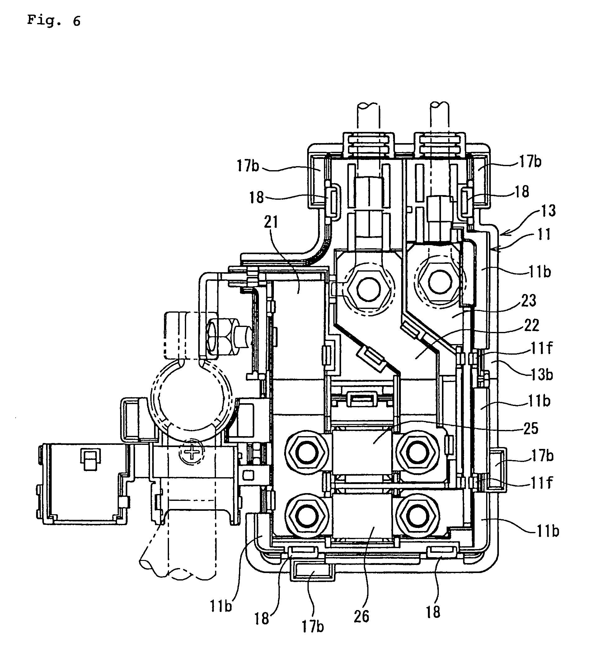 patent us7129410 fuse box patents