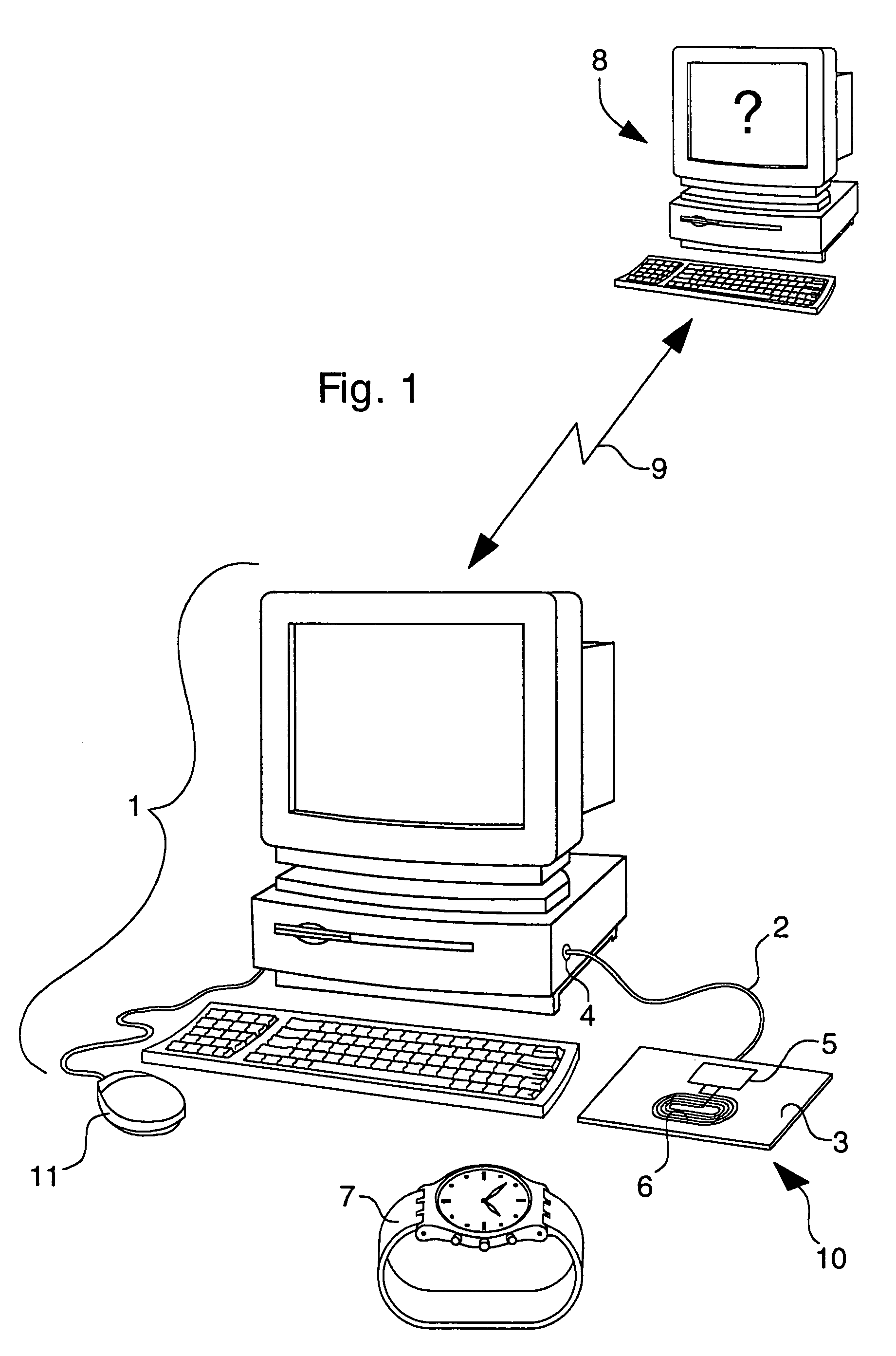 Drawing Ring That Transfer Onto Computer