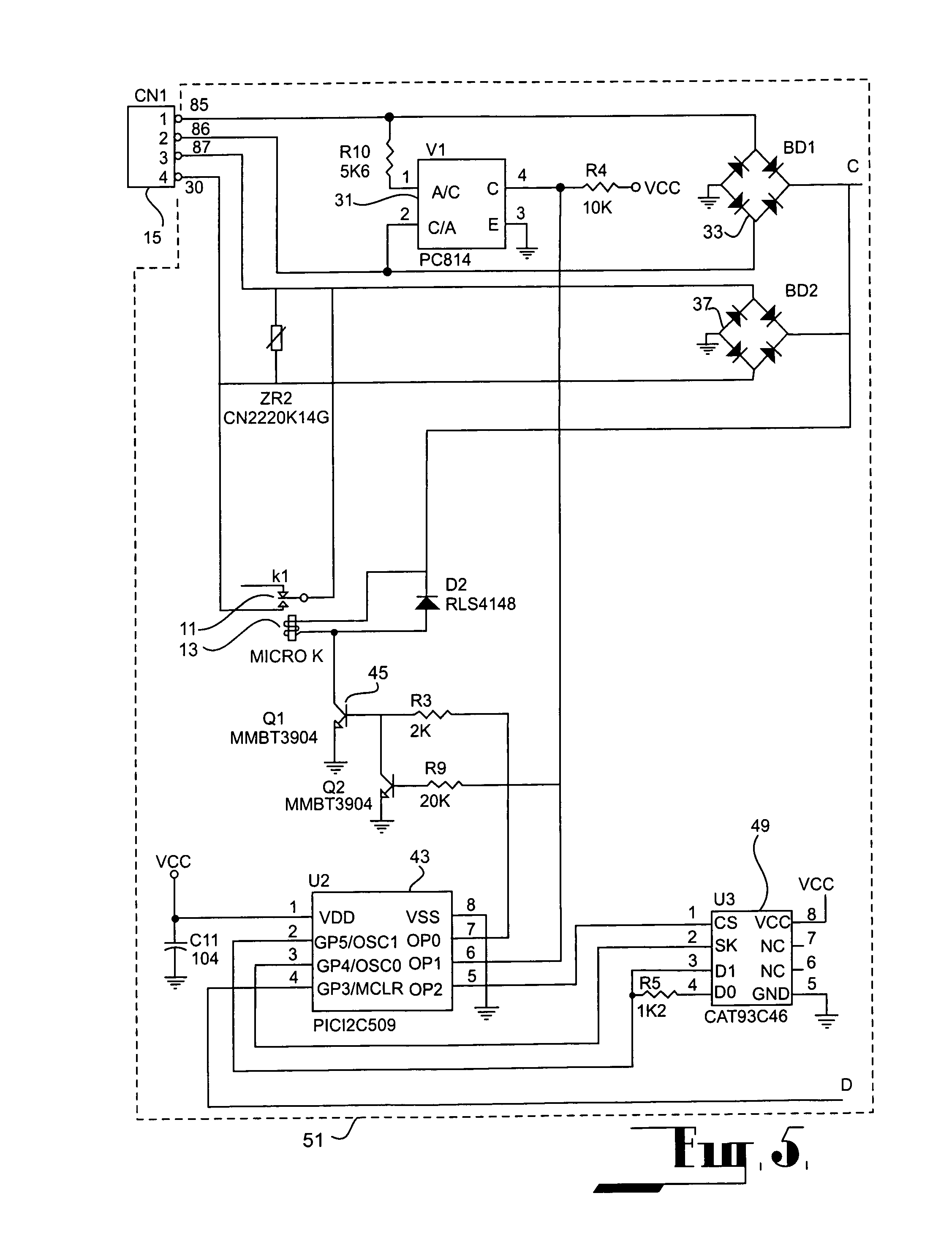 US07132762 20061107 D00004 dynamco wiring diagram wiring harness diagram \u2022 wiring diagrams dynamco immobiliser wiring diagram at soozxer.org