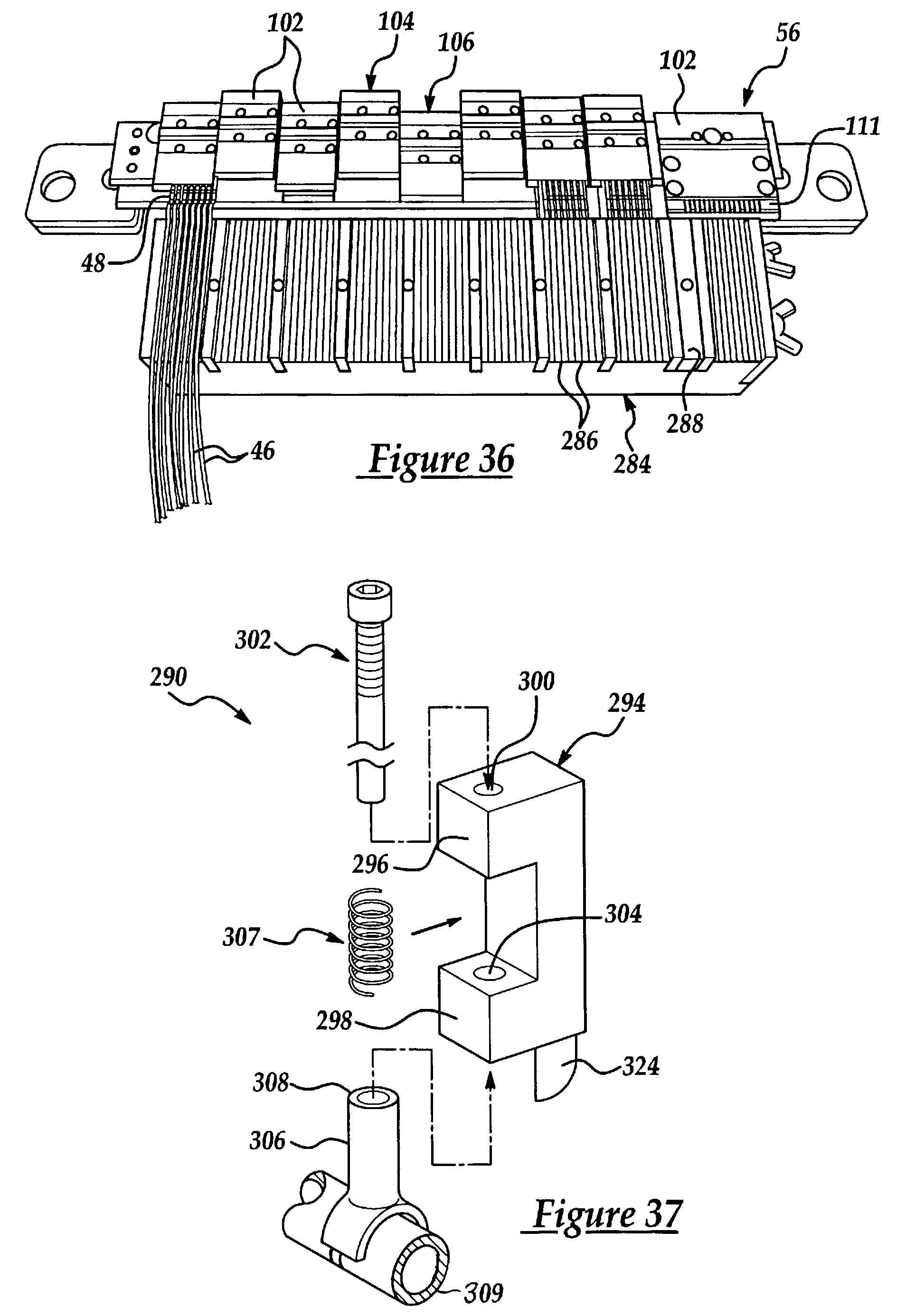 patent us7134190 - wire harness manufacturing machine