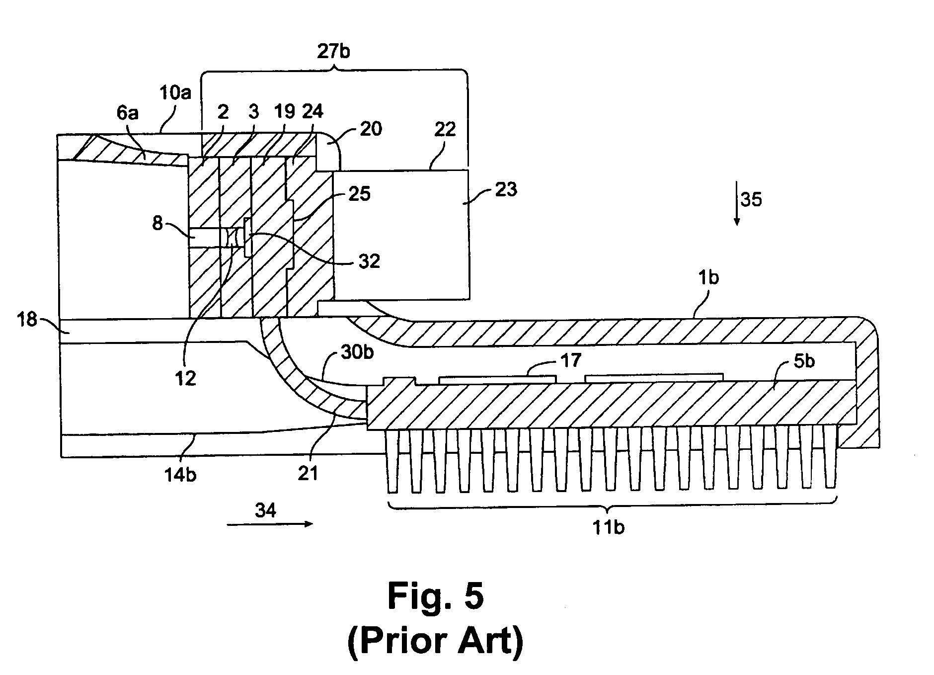 patent us7137744