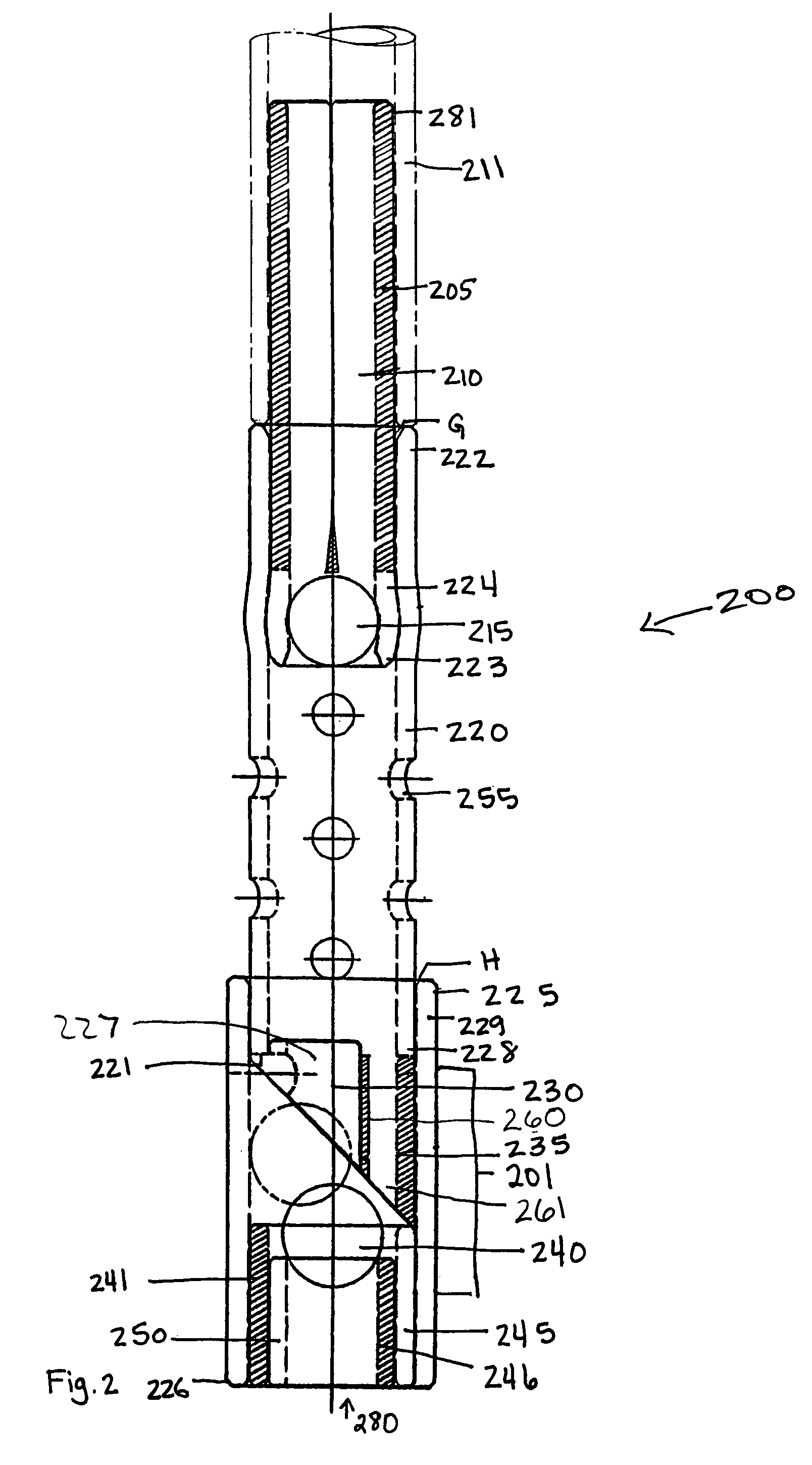 patent us7144232 - water well pump