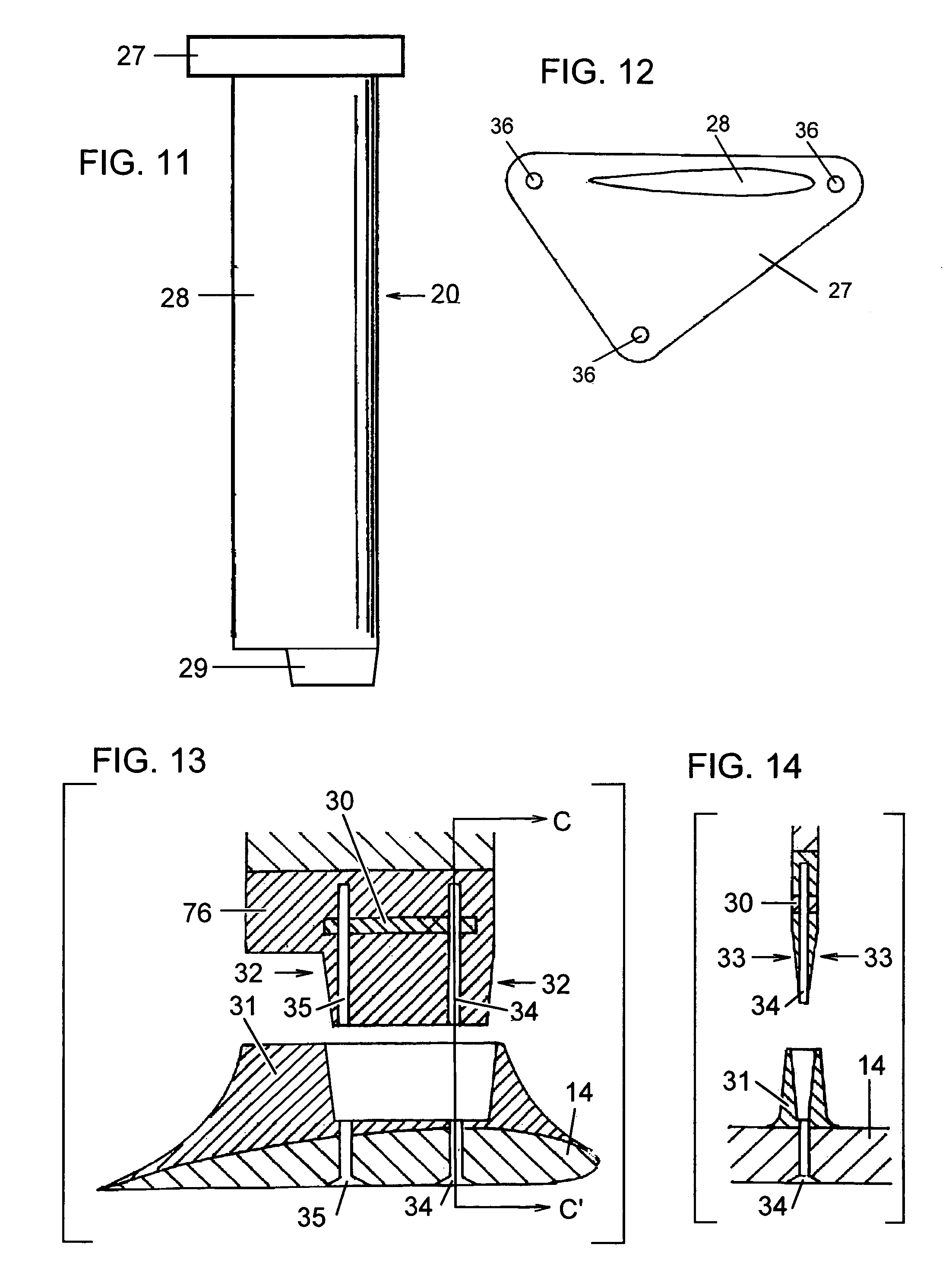 patent us7144285 - hydrofoil surfing board