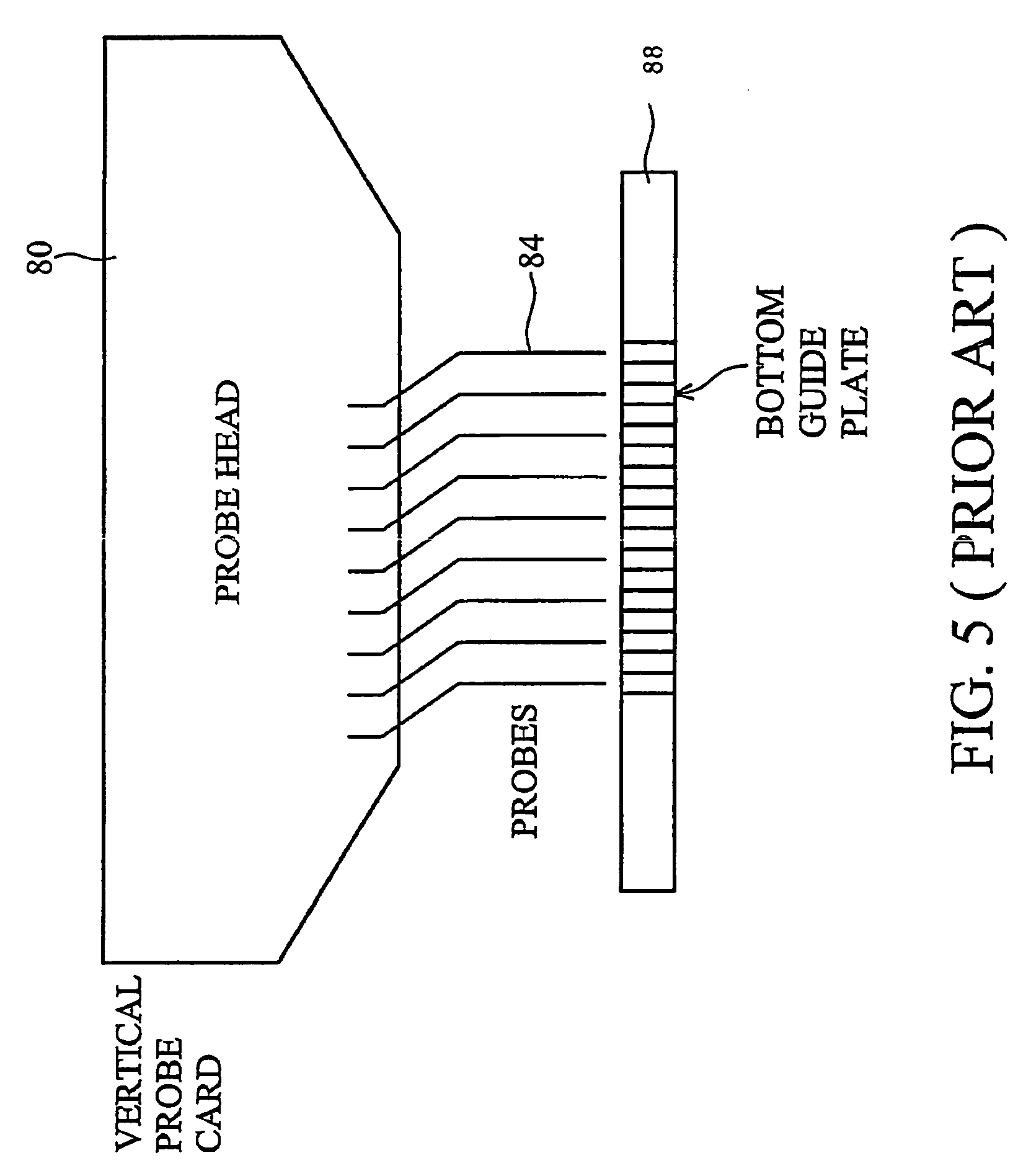 patent us7154285 - method and apparatus for providing pcb layout for probe card