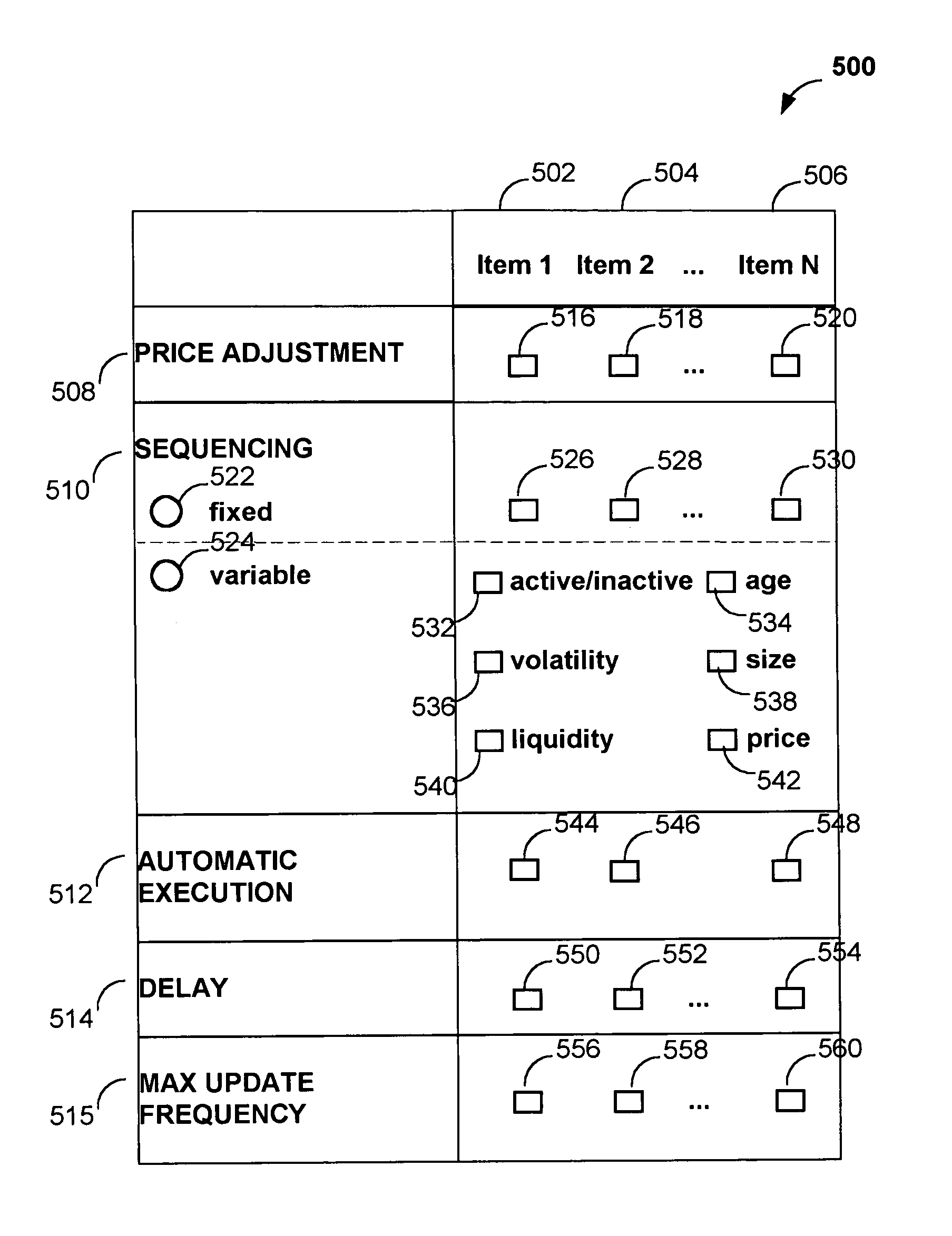Electronic trading systems and methods