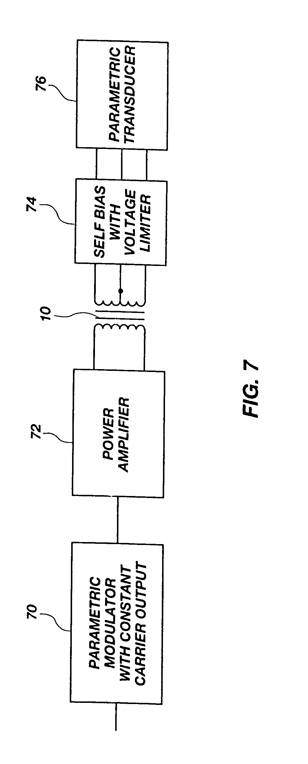 Patent Us7158646 Signal Derived Bias Supply For Electrostatic Need Schematics Of Smps 138v 2a Drawing