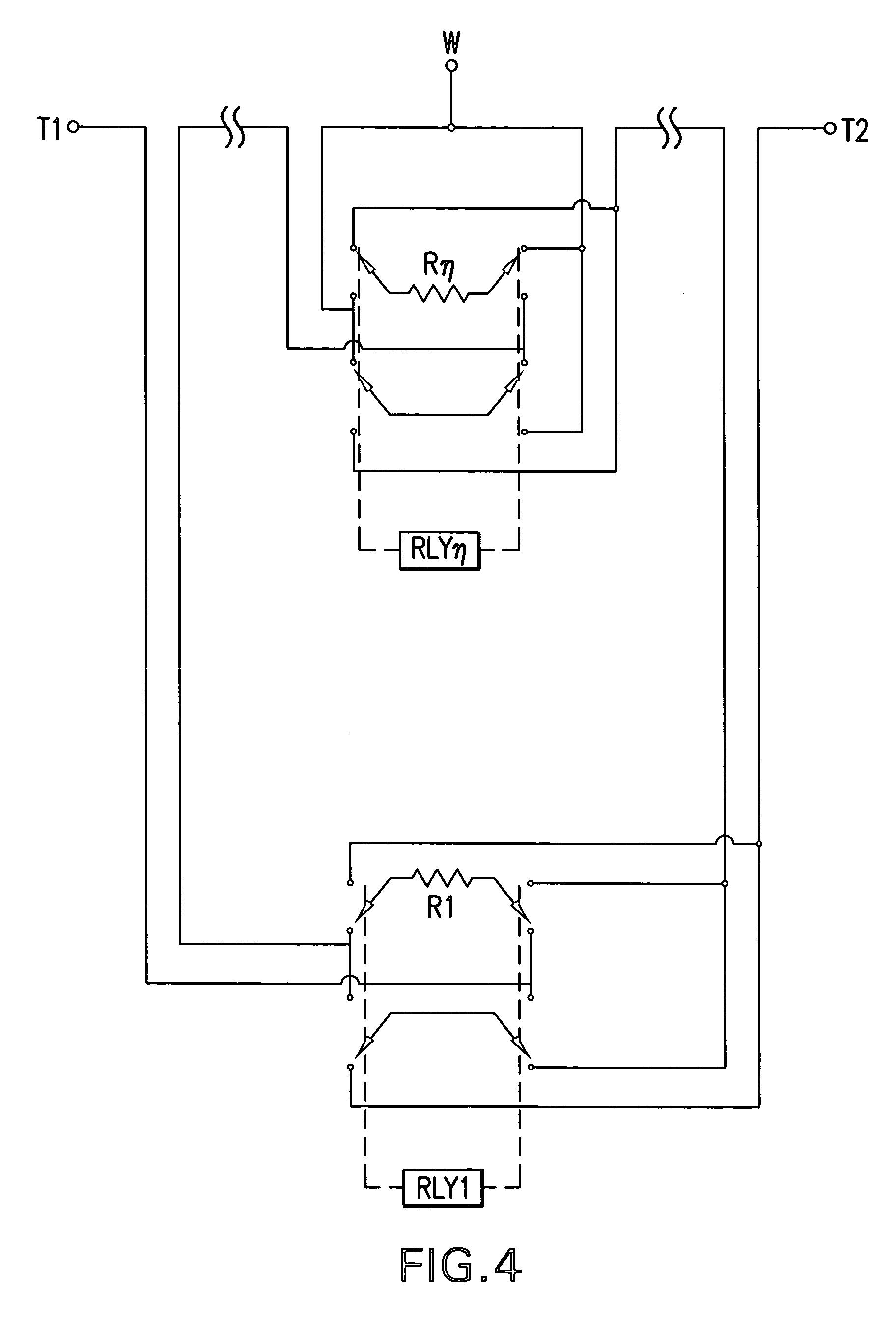 Patent Us7164343 Digital Potentiometer Google Patents 256 Tap Digitally Potentiometers Drawing