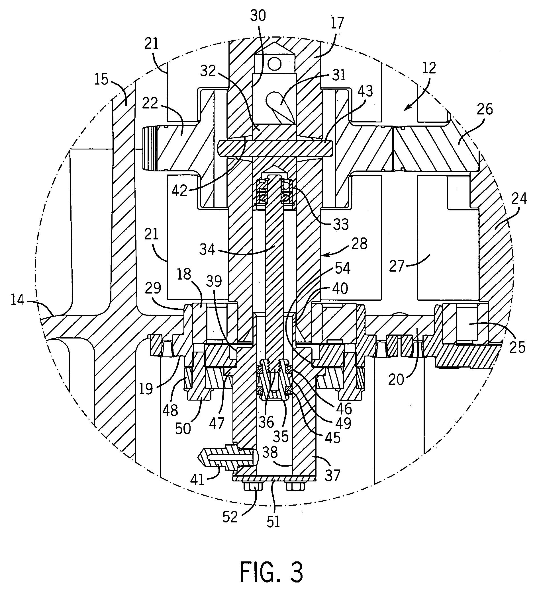 patent us7165469 - shift rod piston seal arrangement for a vibratory plate compactor