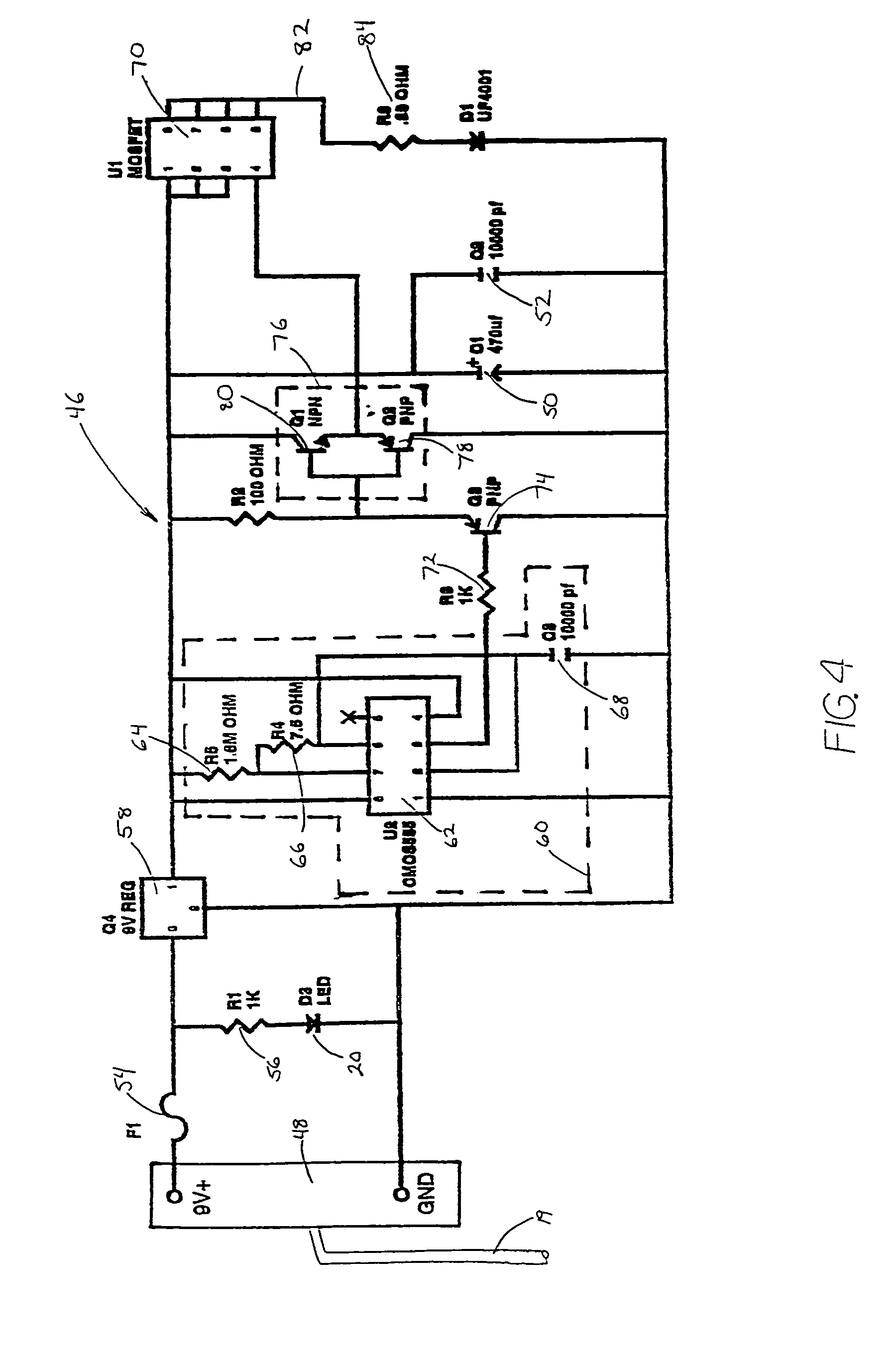 patent us7175587 - method and apparatus for pulsed electromagnetic therapy