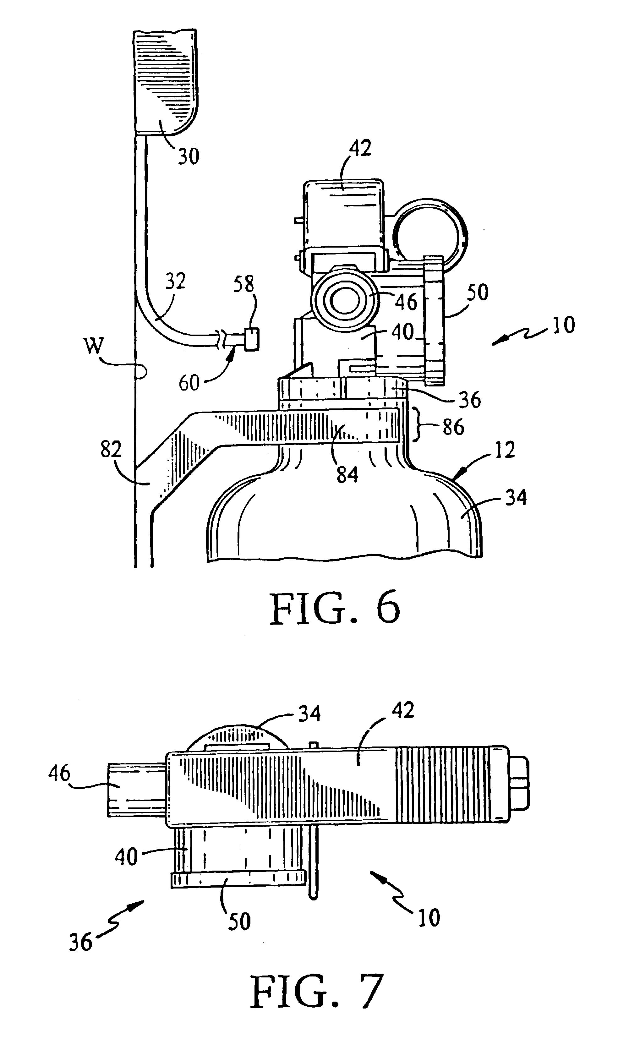 patent us7188679 - remote fire extinguisher station inspection