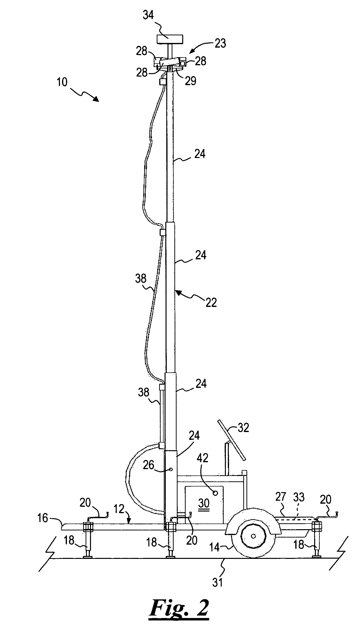 Patent Us7193508 Portable Security System Google Patents Snitch Gps Wiring Diagram Drawing