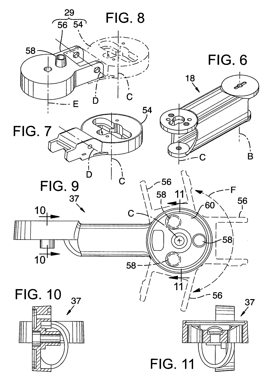 Patent Us7195219 Modular Dental Chair Equipment Mounting