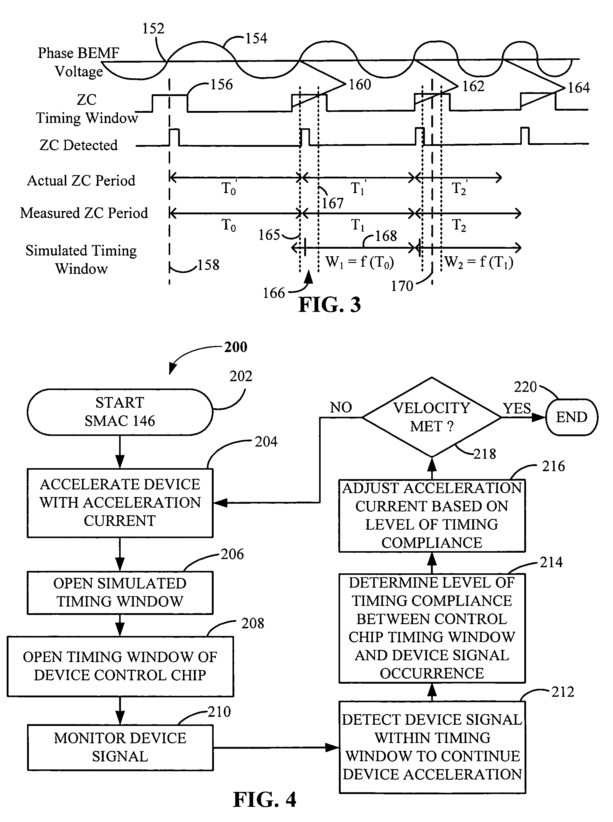 Patent us7197410 predicting loss of frequency lock for Loss of motor control