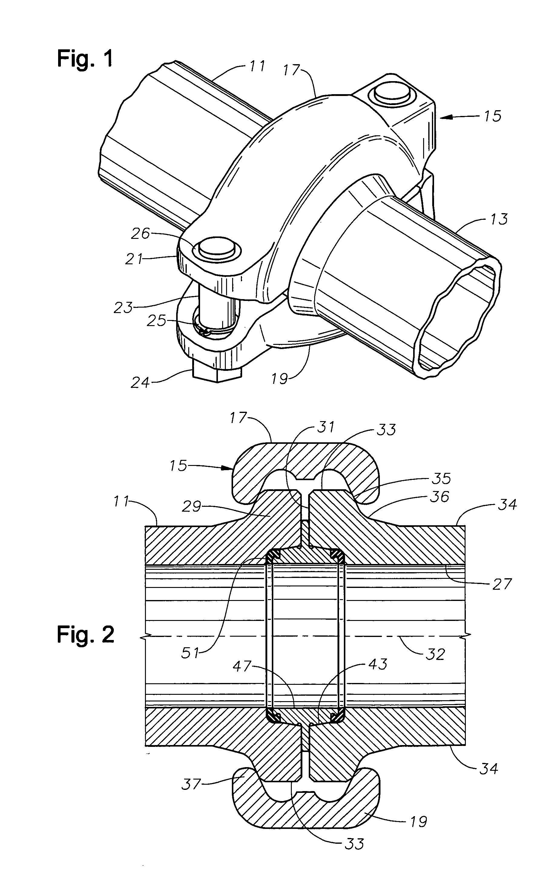 grayloc hub dimensions