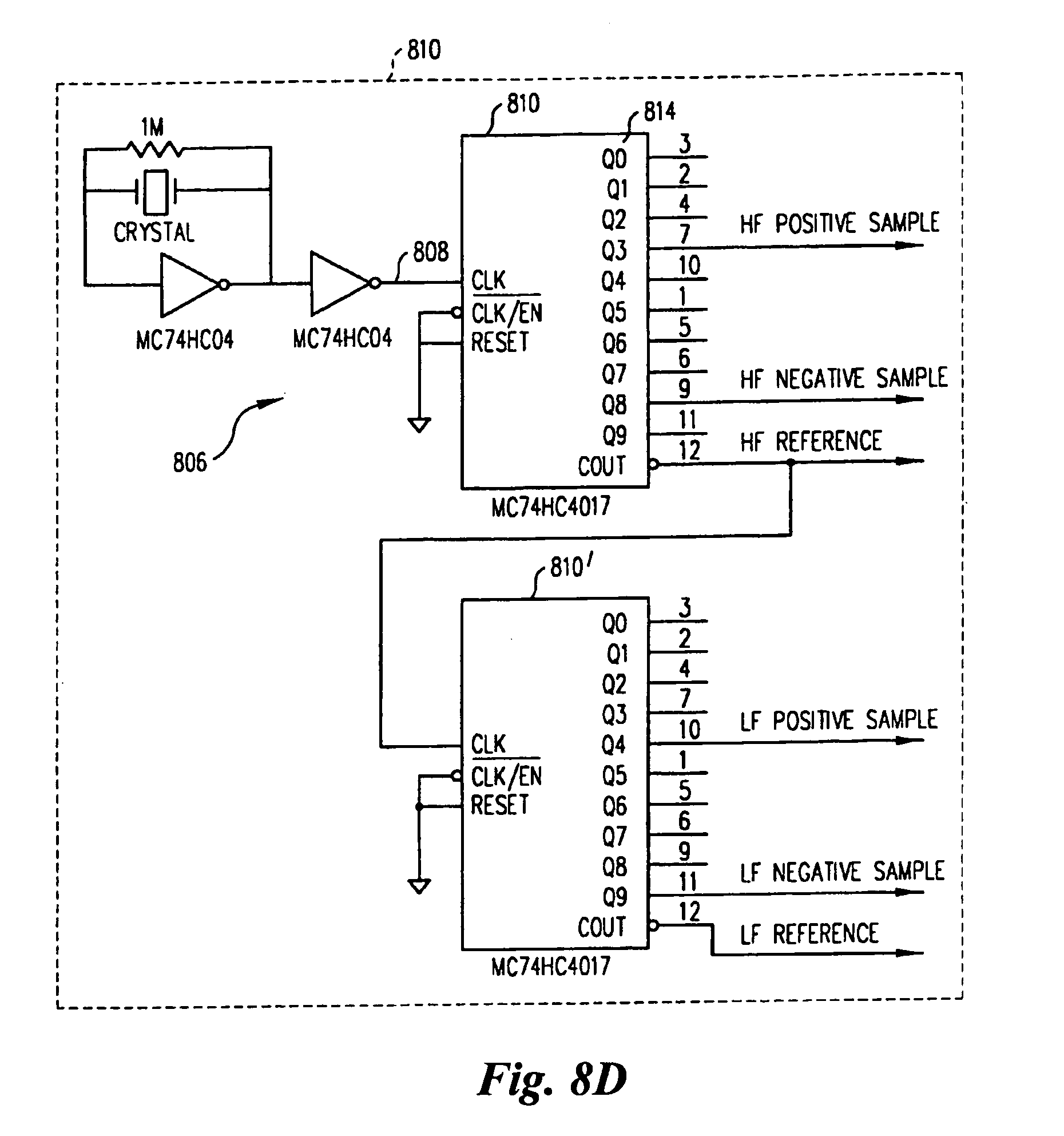 Patent Us7213697 Coin Discrimination Apparatus And Method Google Simple 4026 Manual Digital Counter Circuit With Reset Pause Drawing