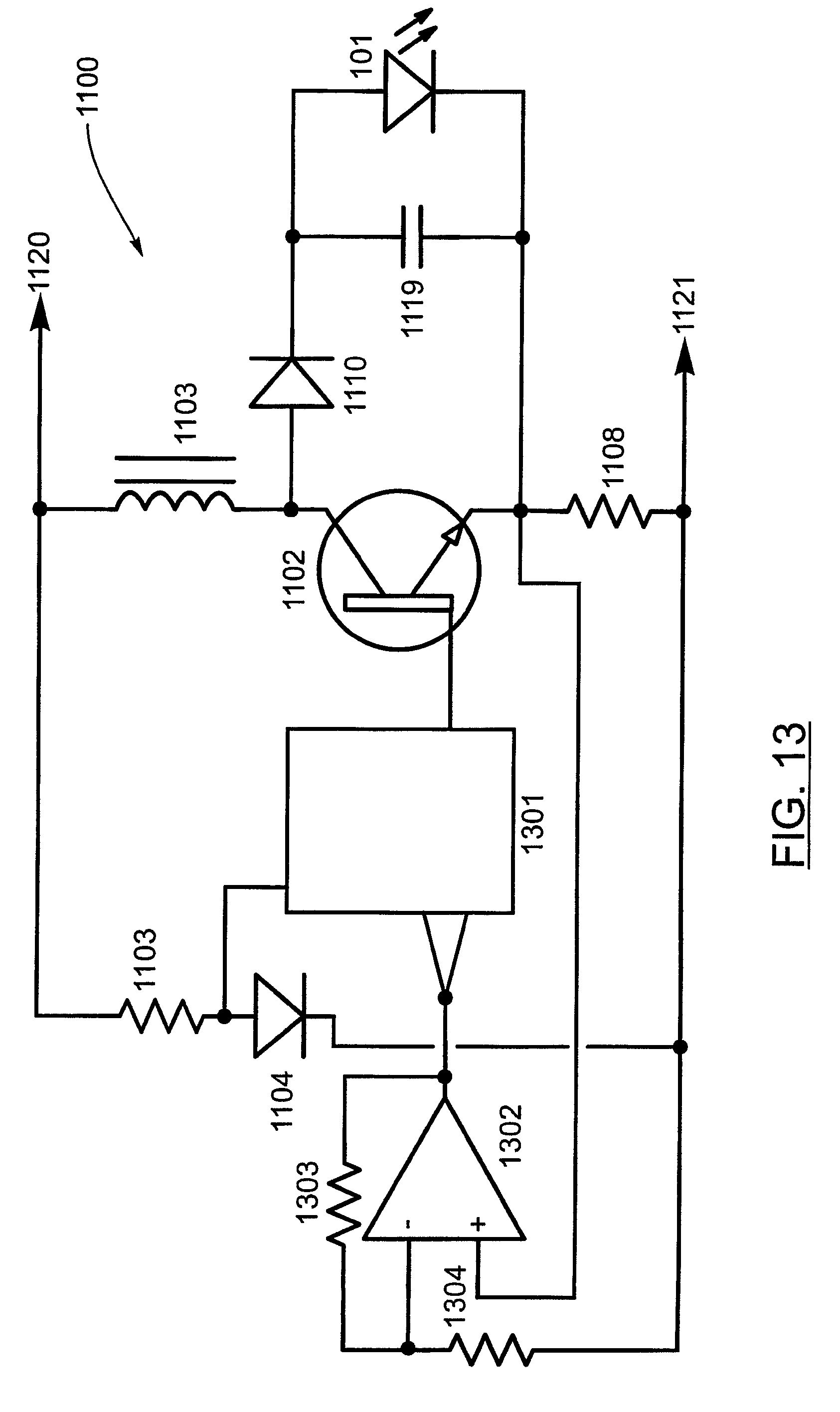 Patent Us7214952 Led Lamps And Driver Circuits For The Same Axis Magnetic Field Sensor Application Circuit 555circuit Drawing