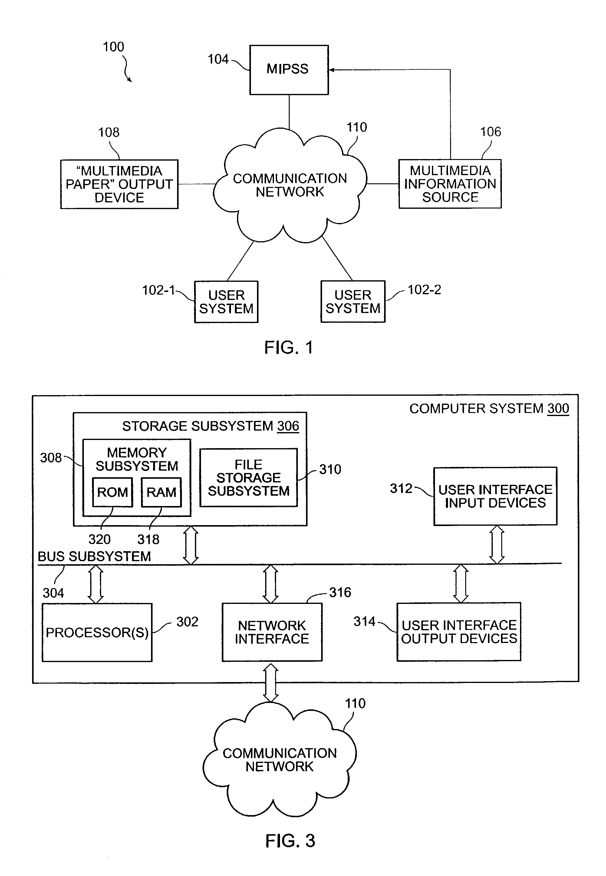 patent us device for generating a multimedia paper