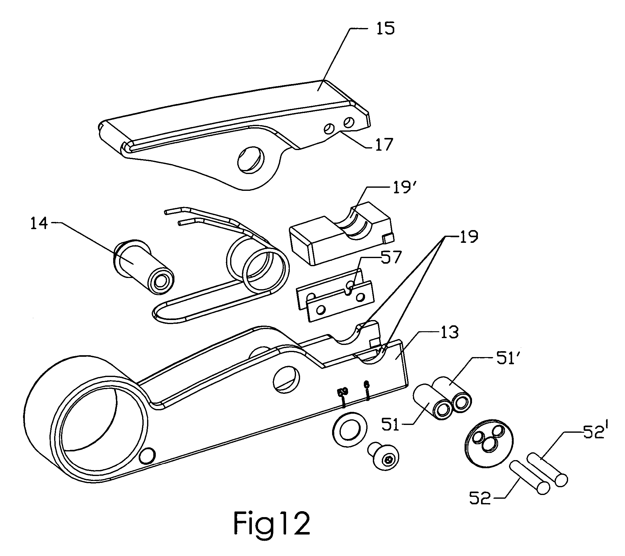 patent us7216431 - adjustable stripping tool
