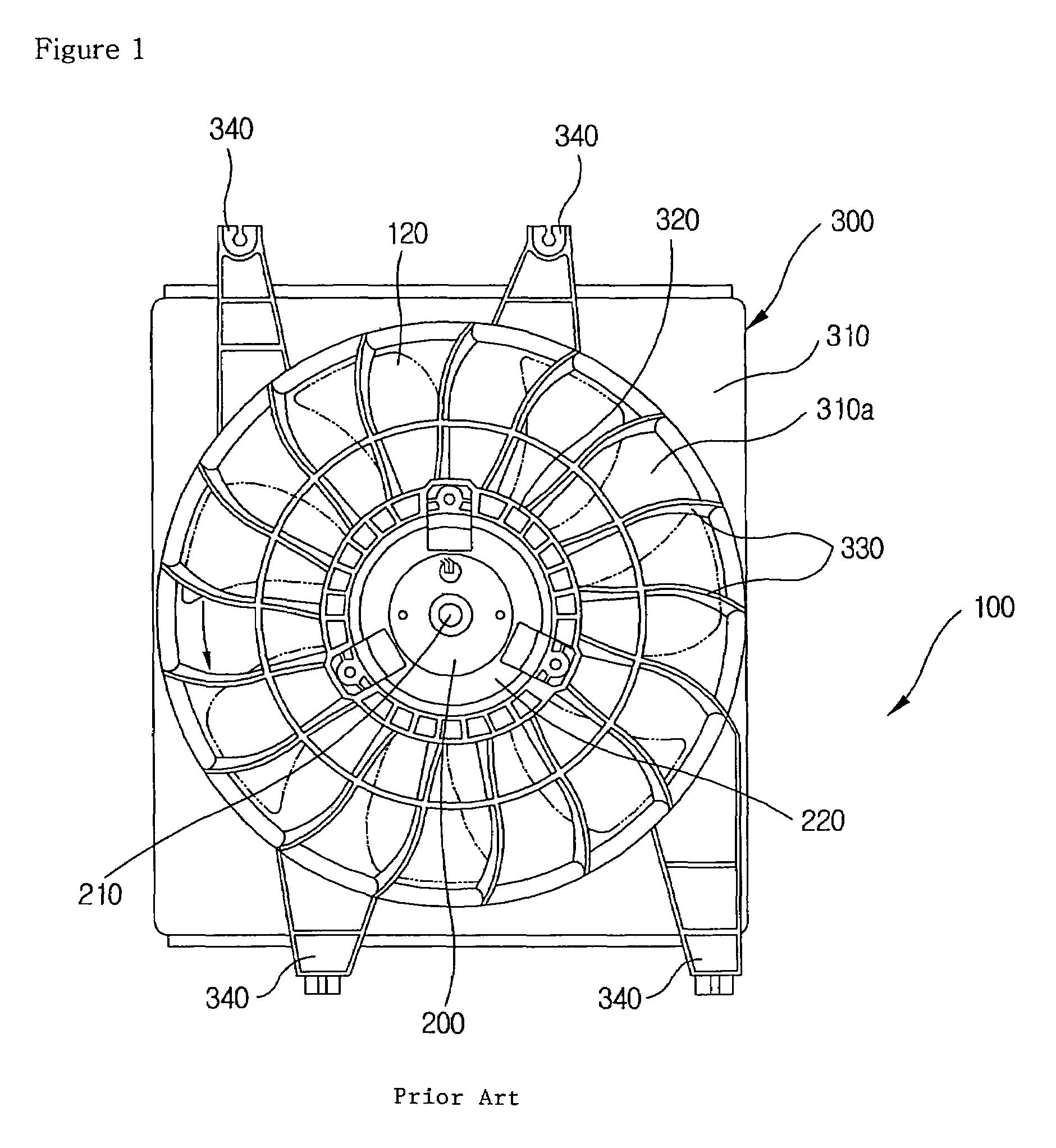 Axial Flow Fan Blade : Patent us guide blade of axial flow fan shroud
