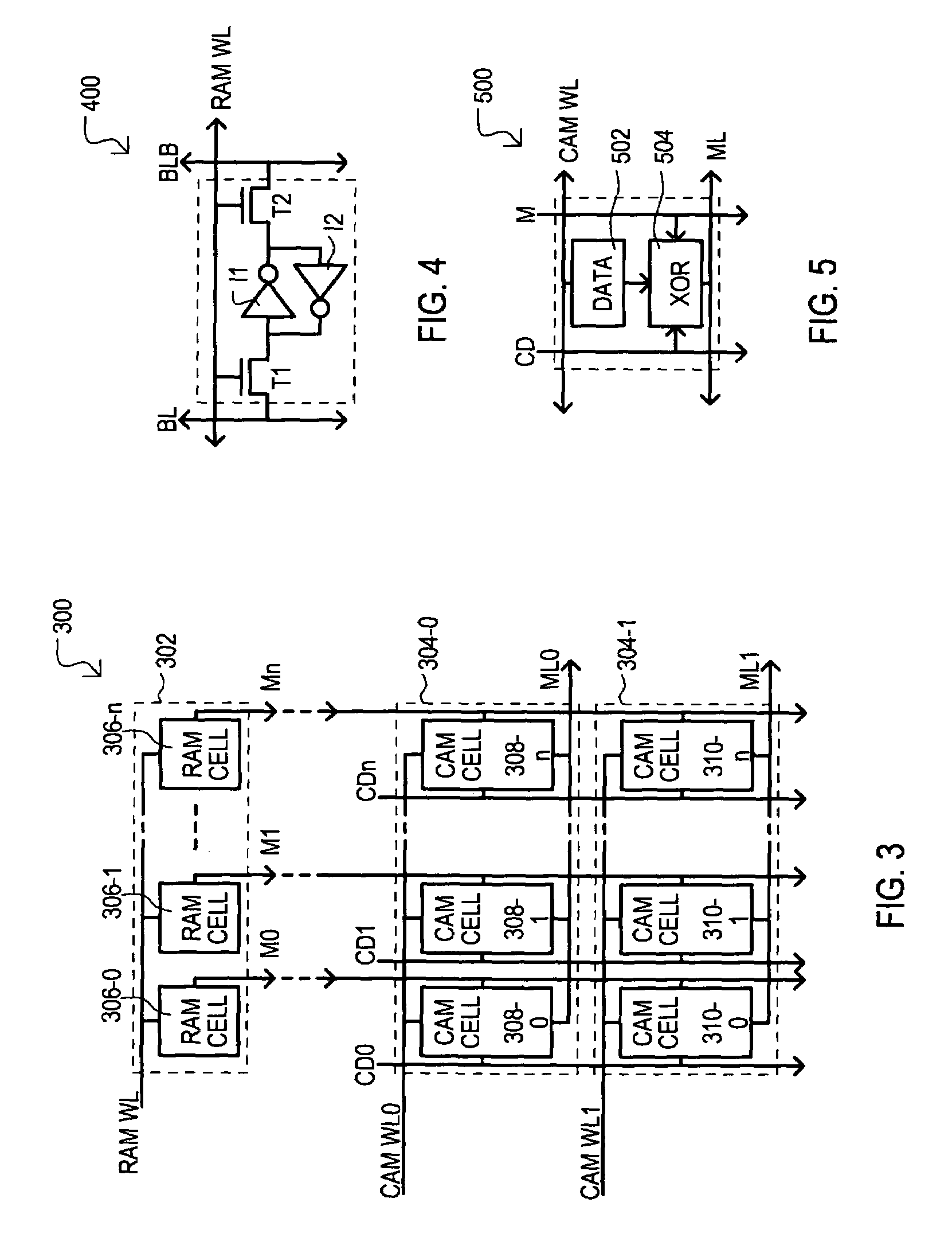 Patent Us7221575 Pseudo Ternary Content Addressable Memory Device Mlo Wiring Diagram Drawing