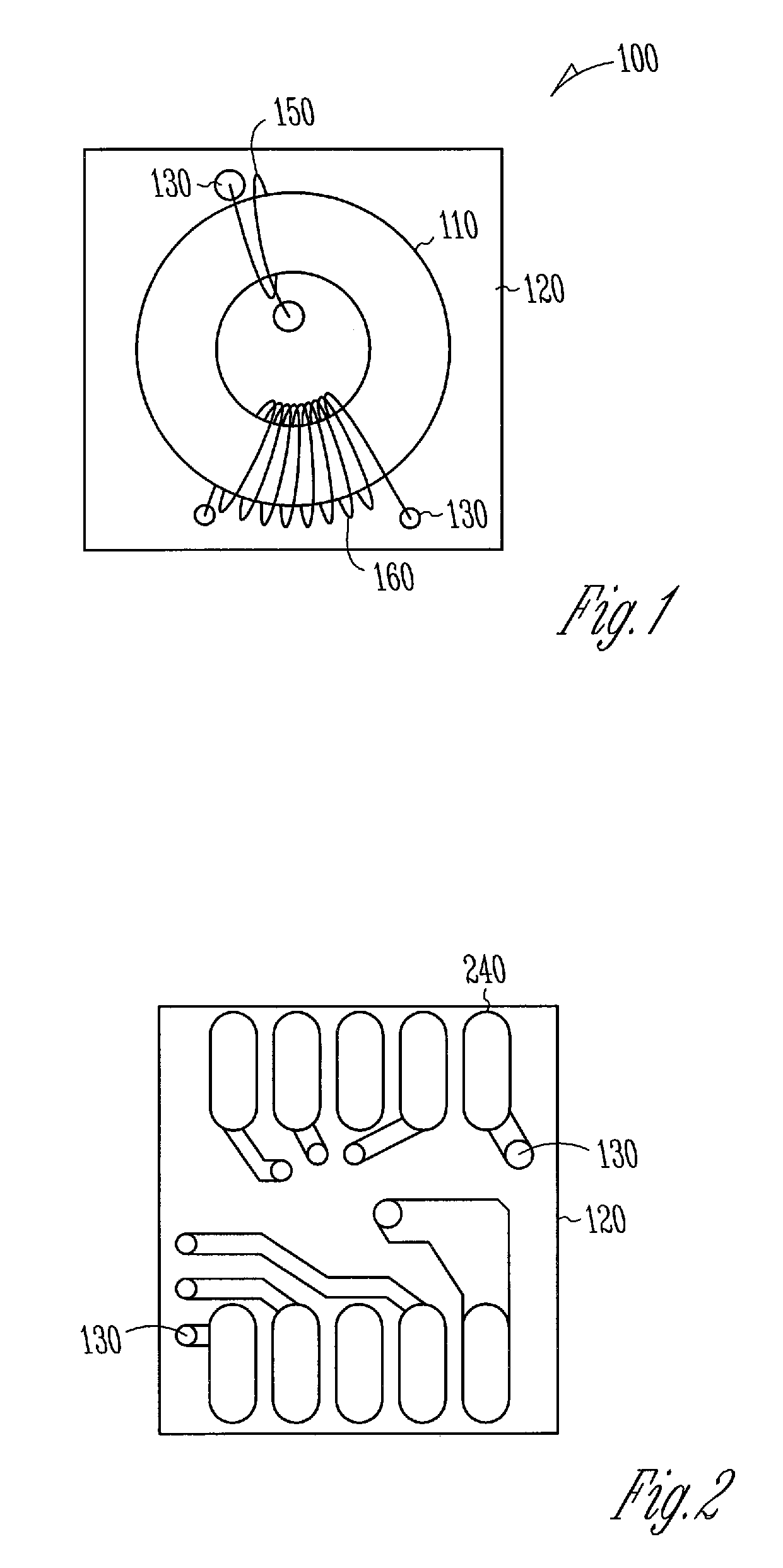 patent us7225018 - flyback transformer wire attach method to printed circuit board
