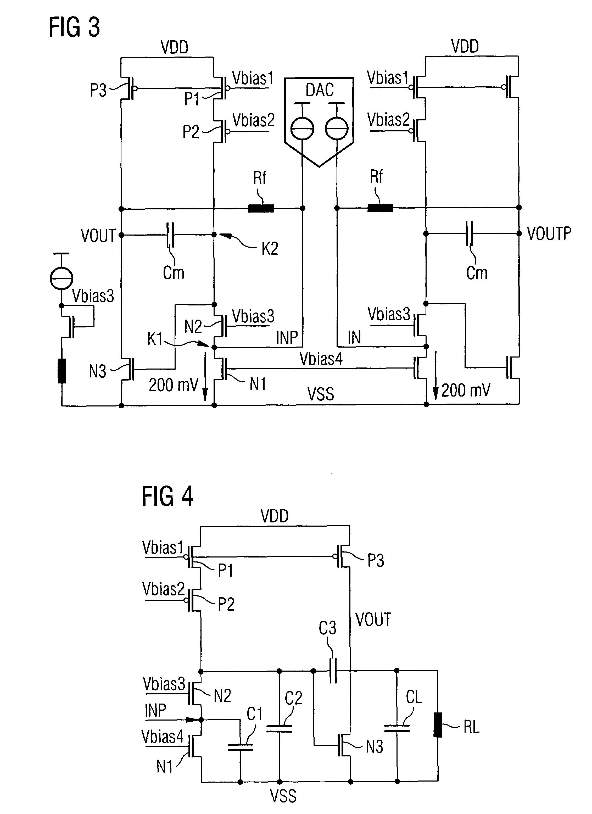 Patent Us7227420 Transimpedance Amplifier With A High Gain Ep0422496a2 Dccoupled Google Patents Drawing
