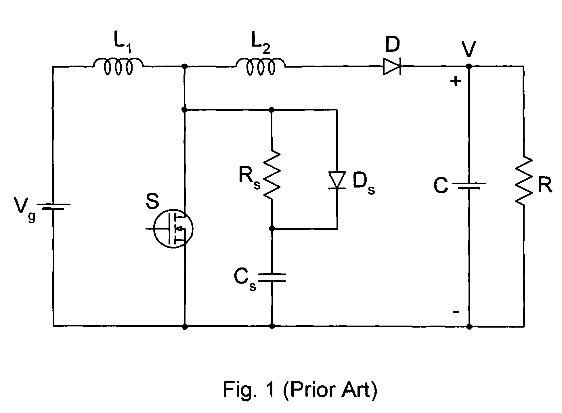 High Voltage Snubber : Patent us non dissipative snubber circuit with