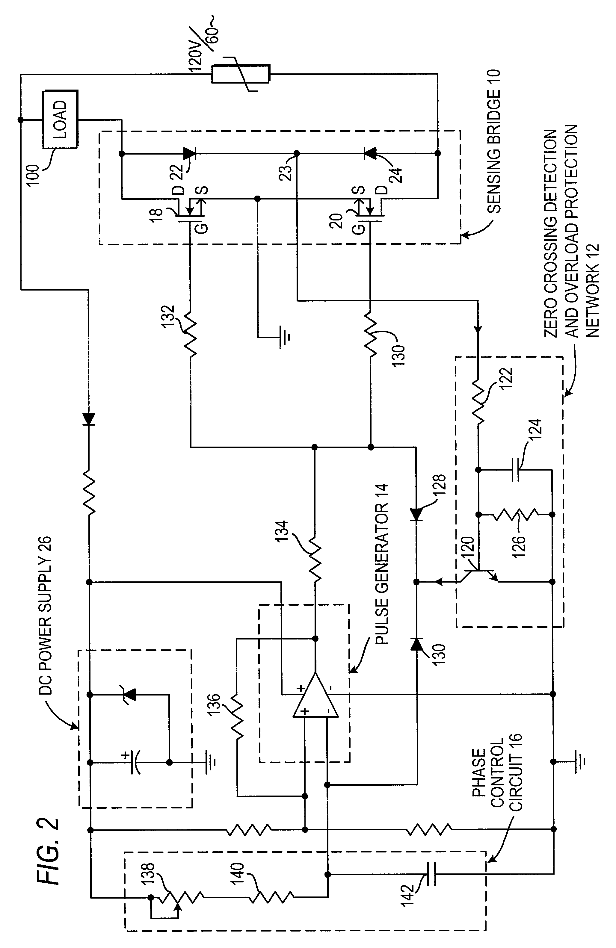 Patent Us7242563 Reverse Phase Control Power Switching Circuit Mosfet Short Protection Need Help Drawing
